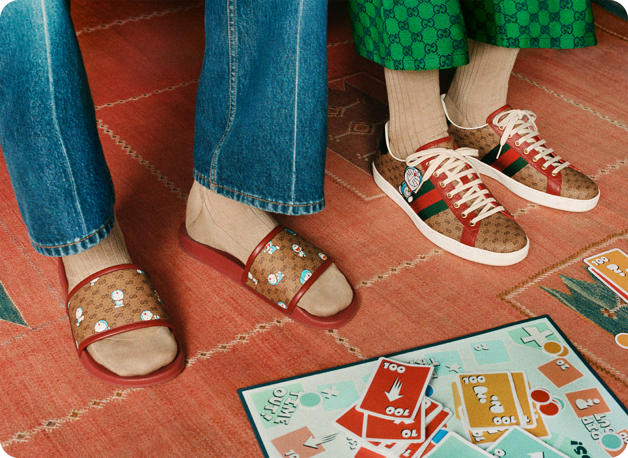 Gucci Lunar New Year 2021 Ad Campaign Photos