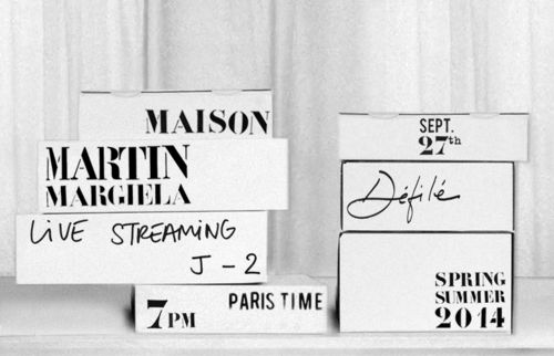 Martin Margiela to Stage First-Ever Art Show in Paris