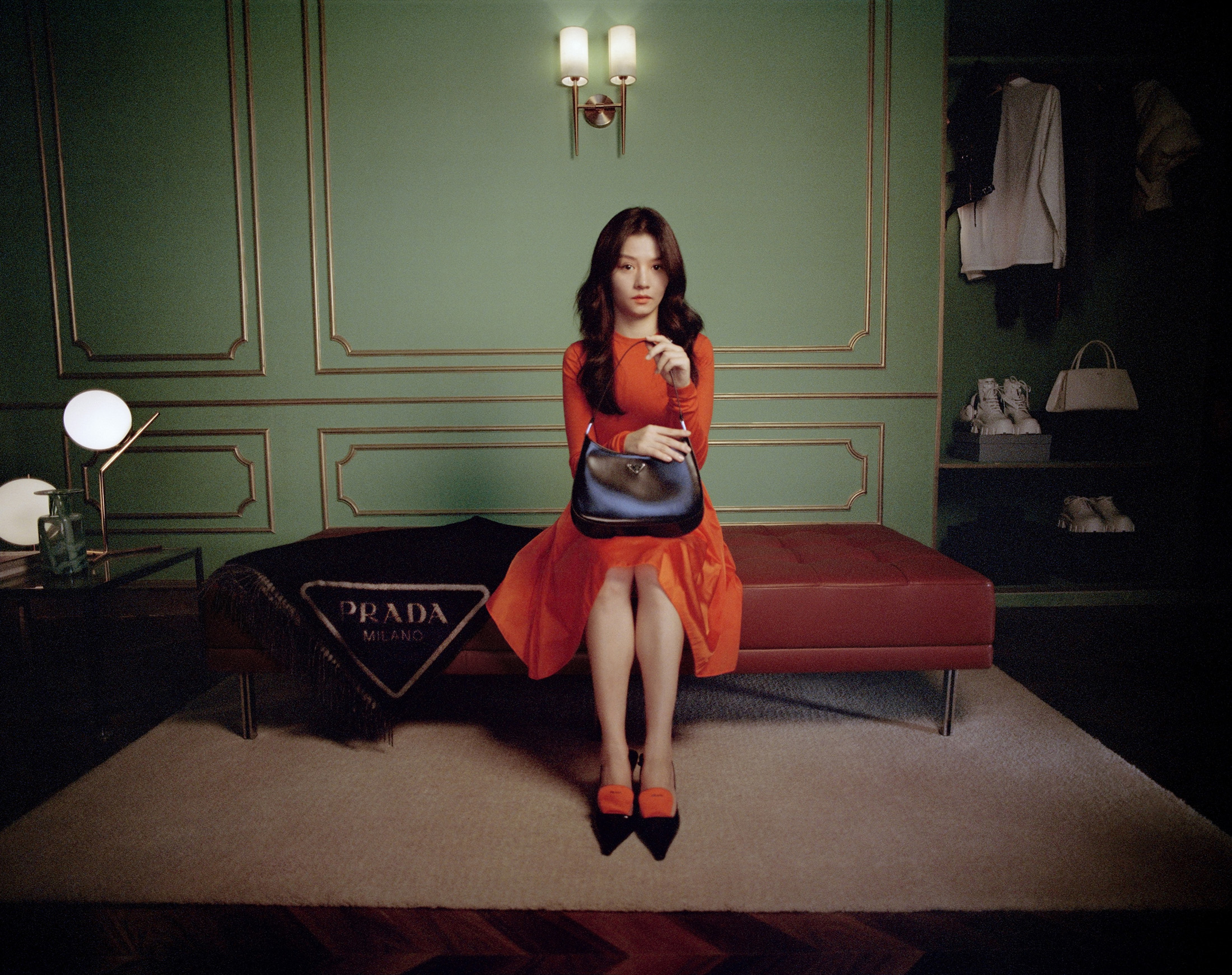 Prada Lunar New Year 2021 Ad Campaign Film & Photos