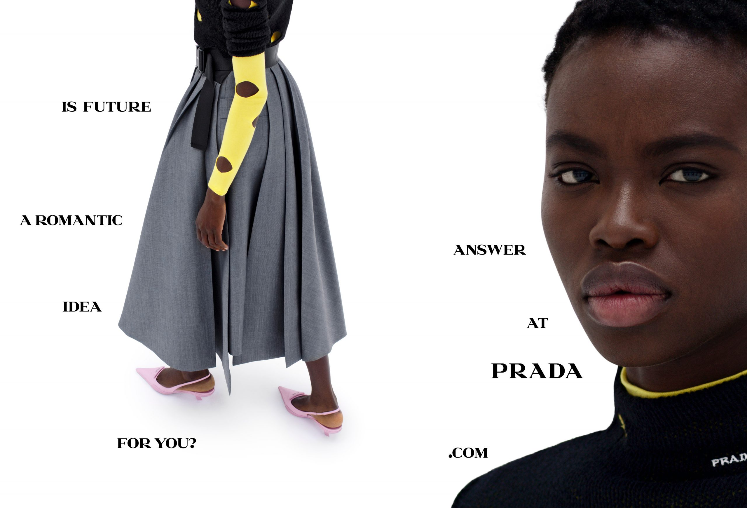 Prada Spring 2021 Ad Campaign Film & Photos