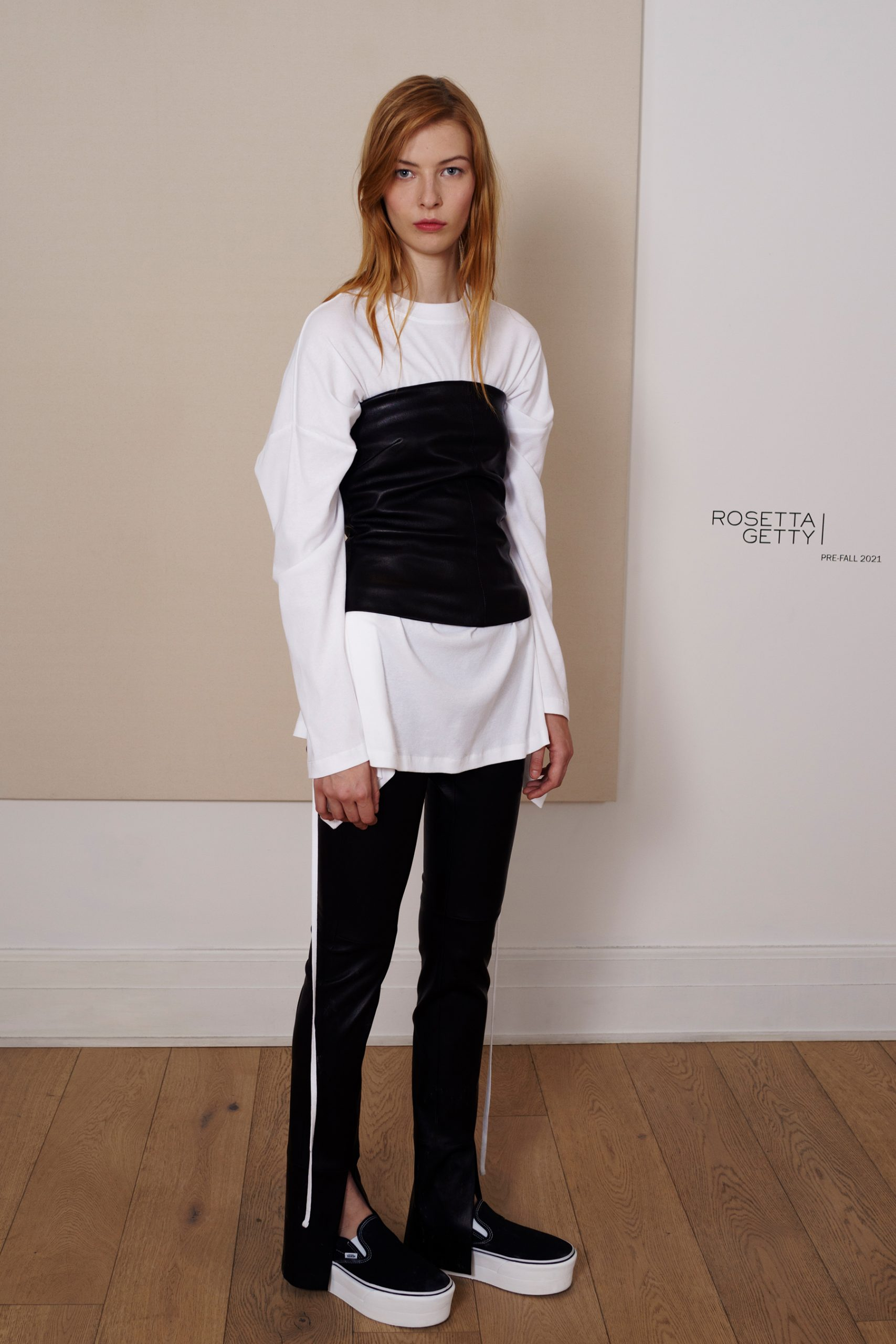 Rosetta Getty Pre-Fall 2021 RTW Collection Photos