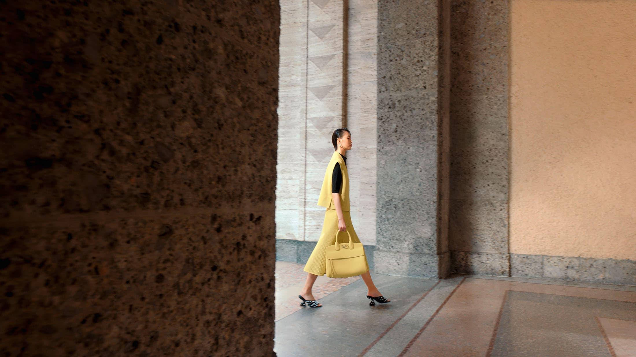 Salvatore Ferragamo Spring 2021 Ad Campaign Film & Photos