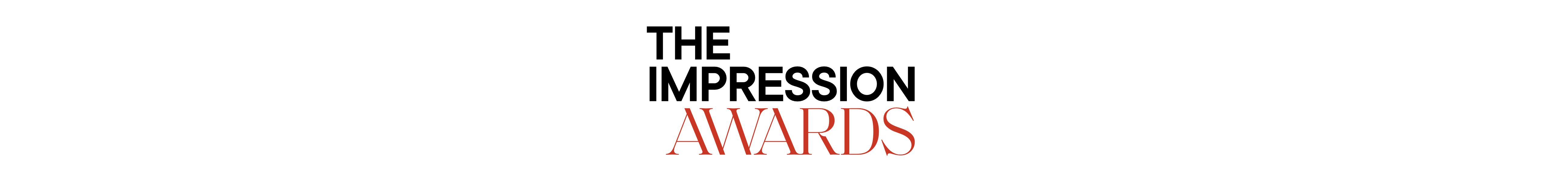 The Impression Awards Nominees