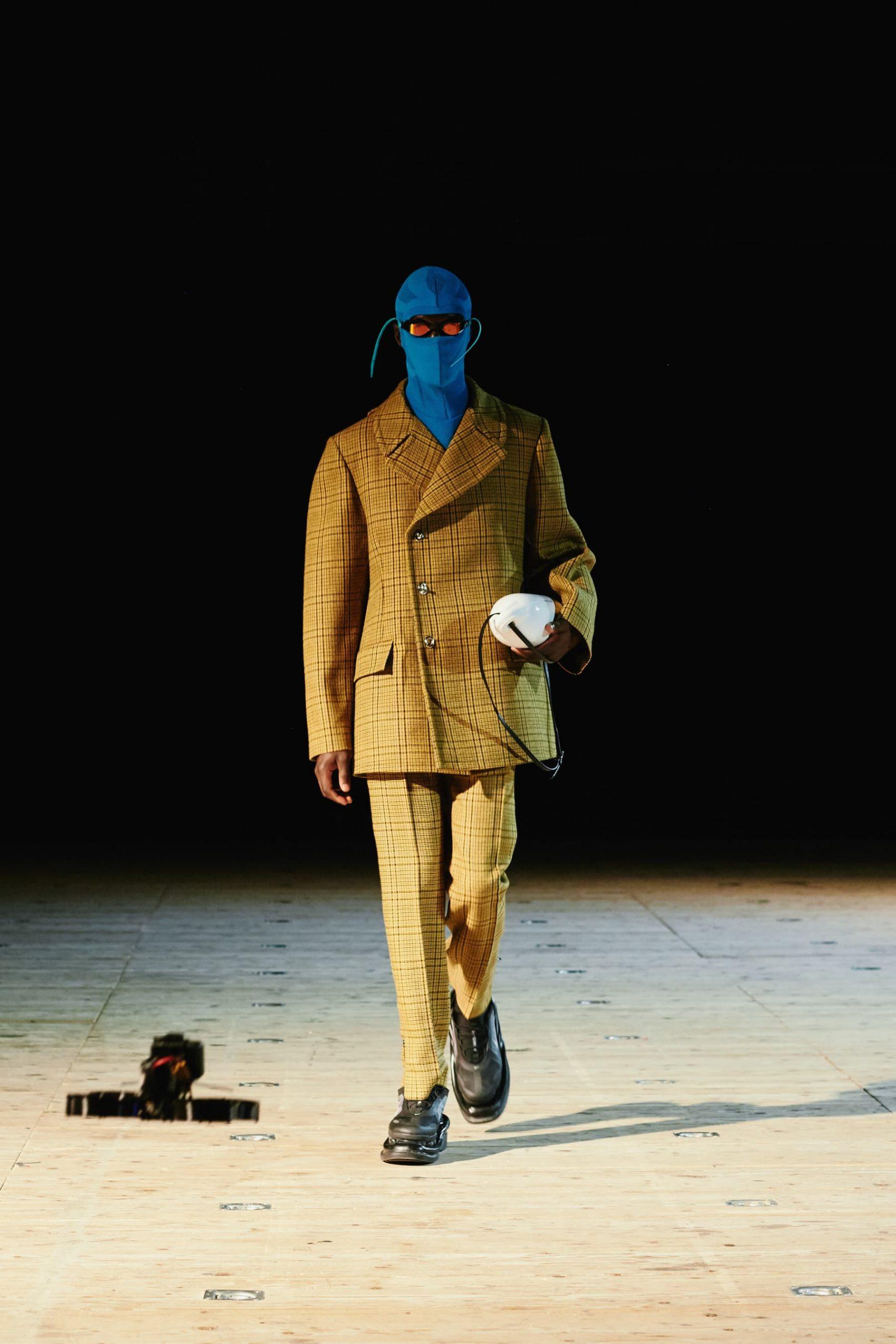 Review of Dries Van Noten, Valette Studio, Boramy Viguier, Yohji Yamamoto, & Botter Fall 2021 Men's Fashion Shows