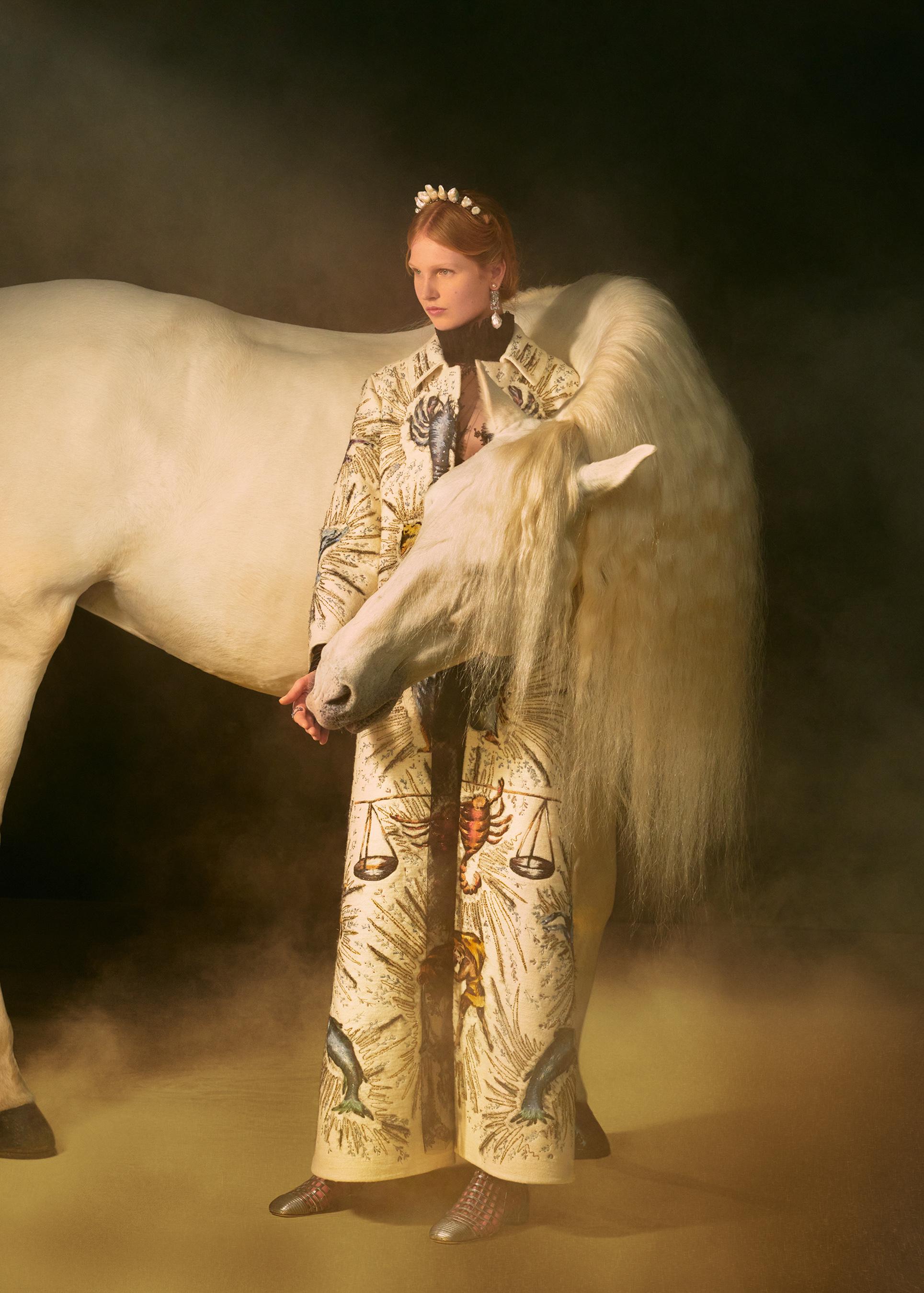 Christian Dior Spring 2021 Couture Fashion Show Photos