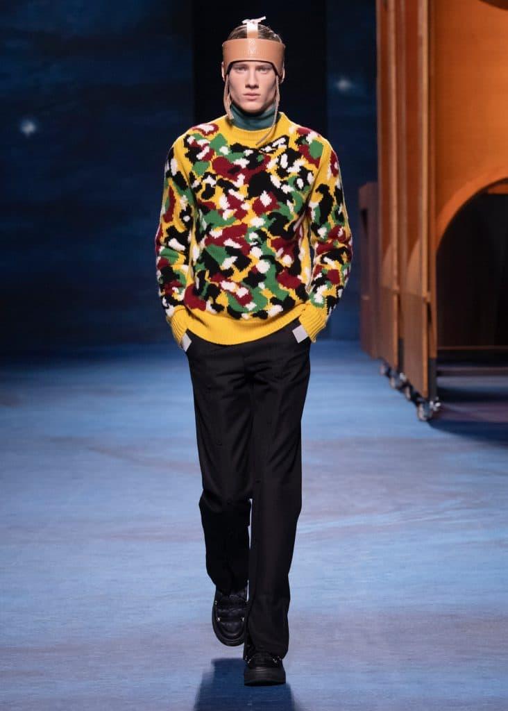 Dior Fall 2021 Men's Fashion Show Review