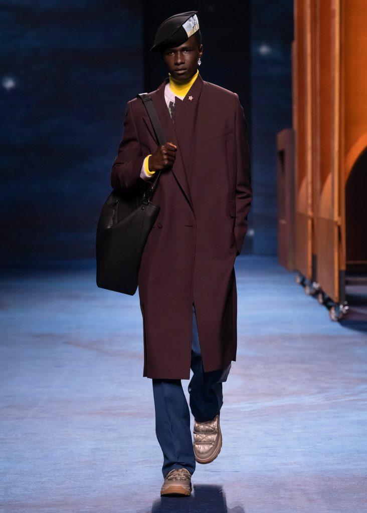 Dior Fall 2021 Men's Fashion Show Photos