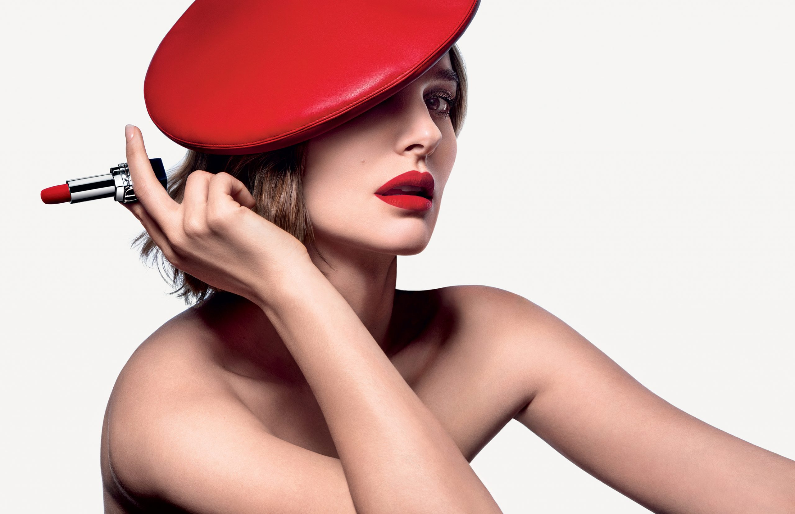 Dior Rouge Spring 2021 Ad Campaign Film & Photos