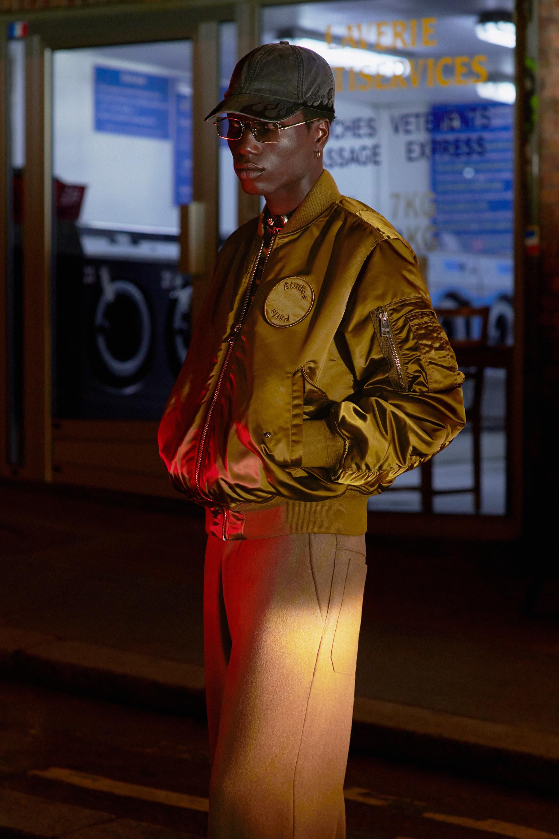 Etudes Fall 2021 Men's Fashion Show Photos