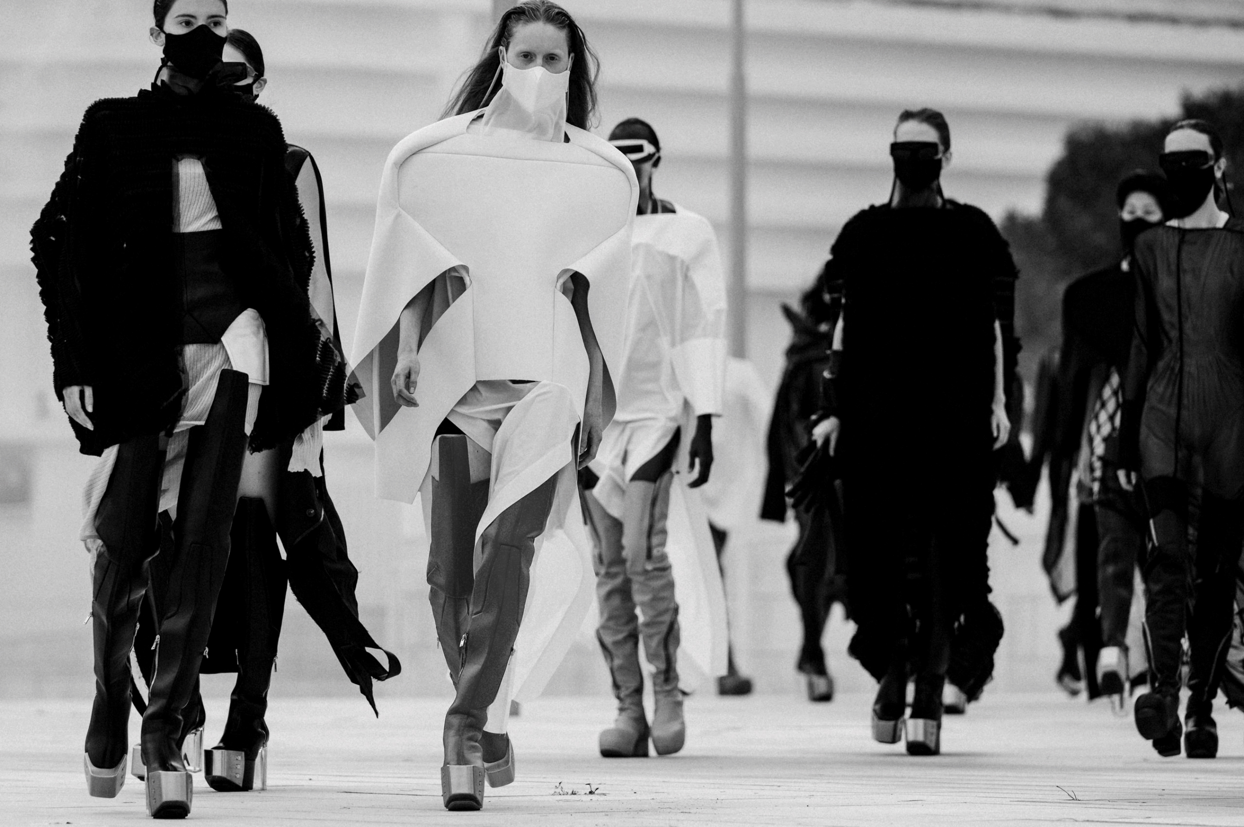 Fashion in the Plague Year and Beyond