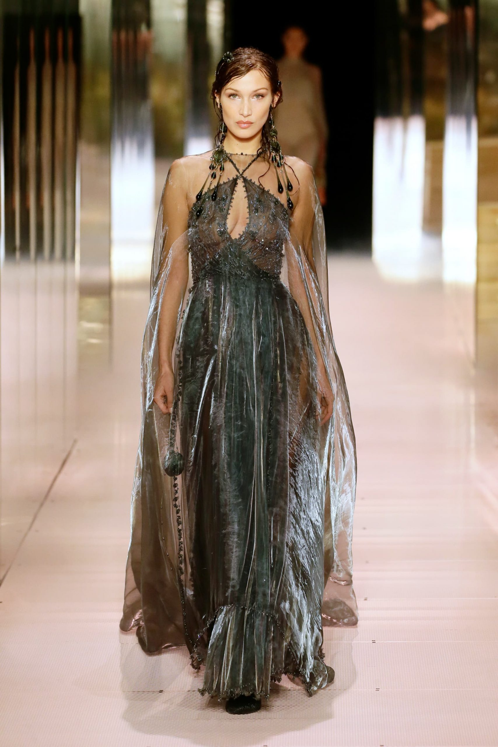 Fendi Spring 2021 Haute Couture Fashion Show Review