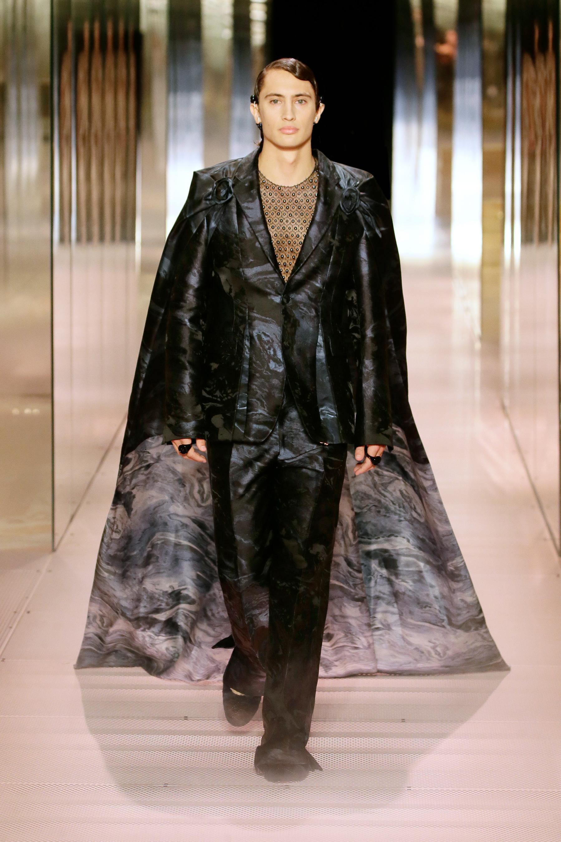 Fendi Couture Spring 2021 Couture Fashion Show Photos