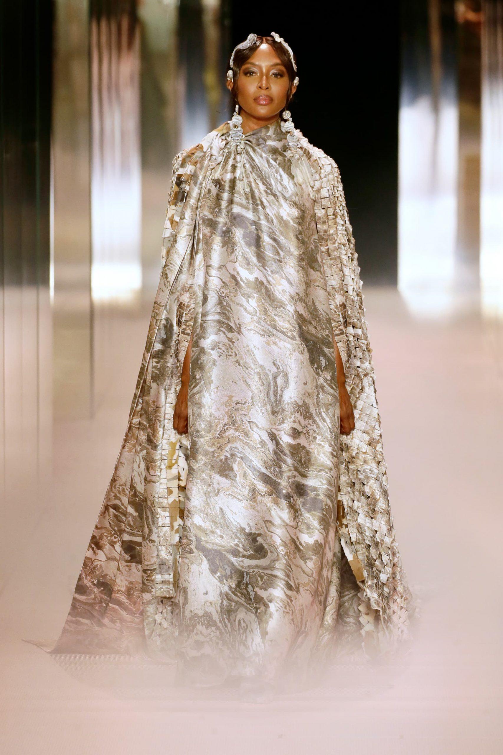 Fendi Spring 2021 Haute Couture Fashion Show Review