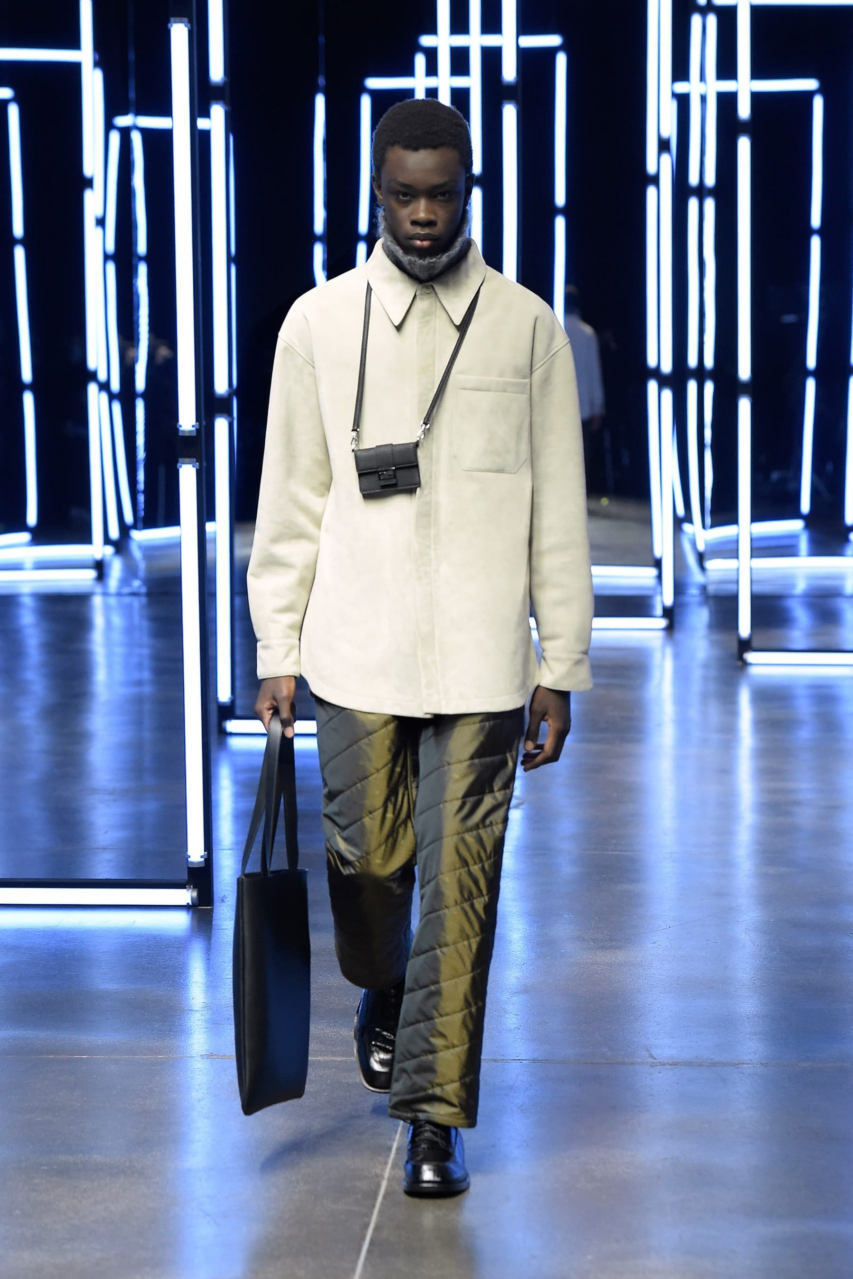 Fendi Men's fall 2021 Fashion Show review