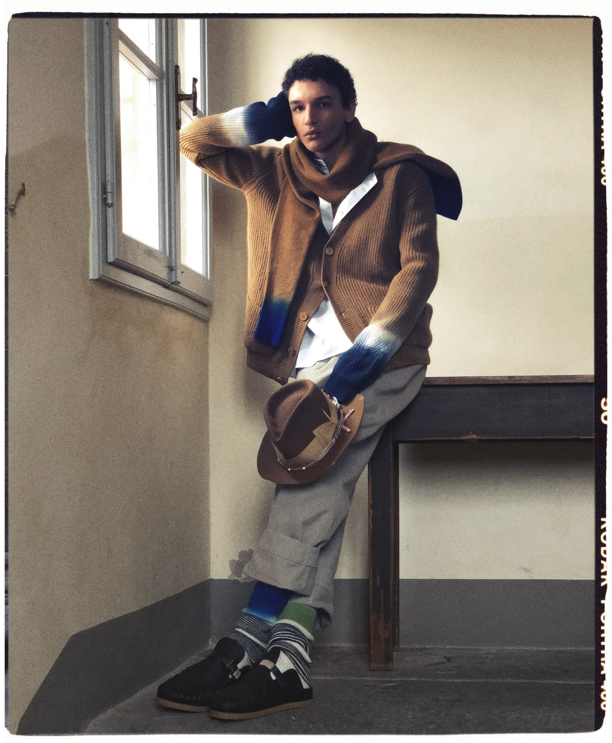 Nick Fouquet – Federico Curradi Fall 2021 Men's Fashion Show Review