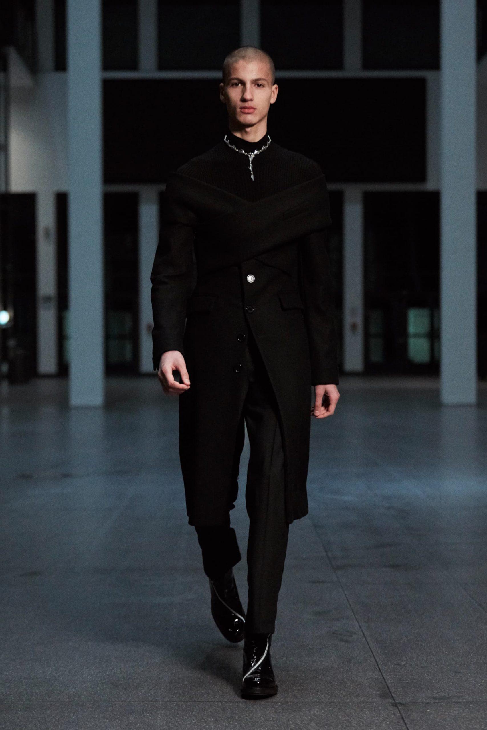 Review of GmbH, Maison Mihara Yasuhiro, Vetements, & Juun.JParis Fall 2021 Men's Fashion Shows