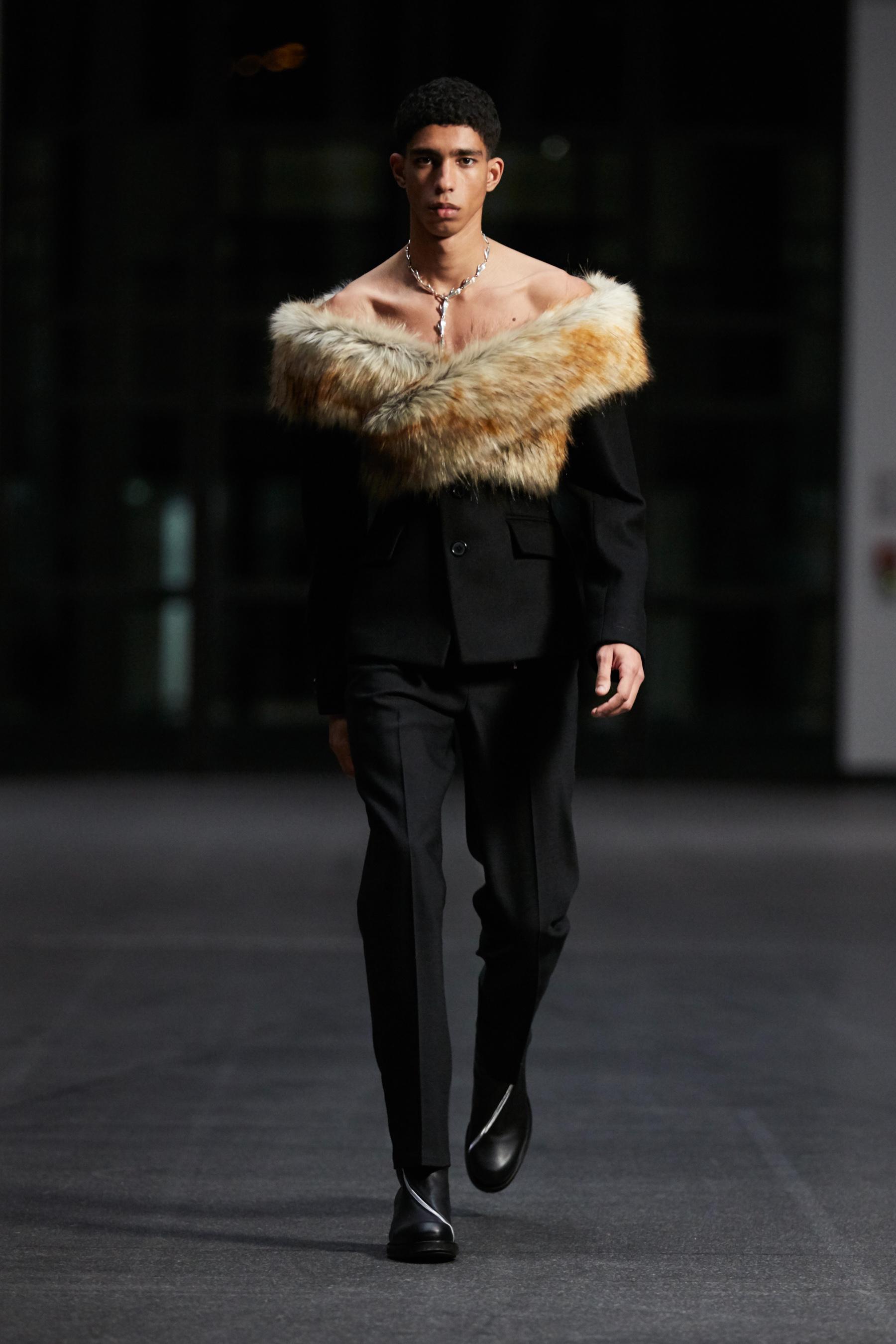 GmbH Fall 2021 Men's Fashion Show Photos