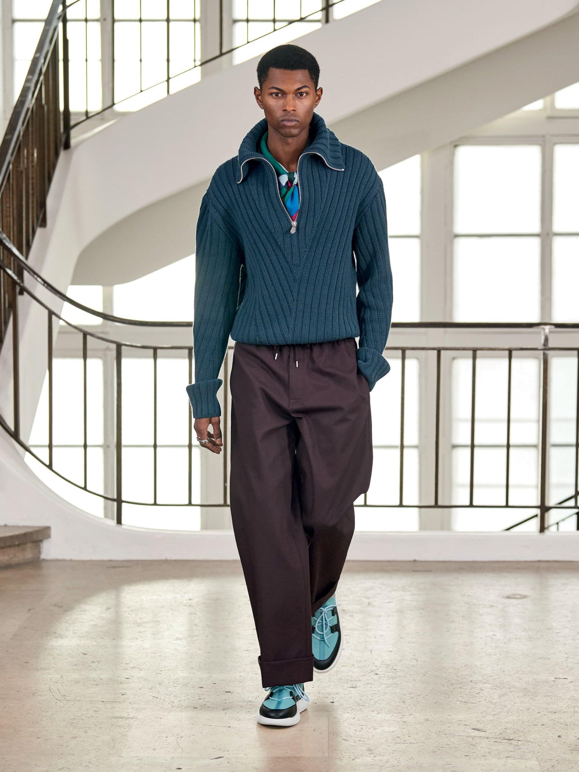 Hermès Fall 2021 Men's Fashion Show Review