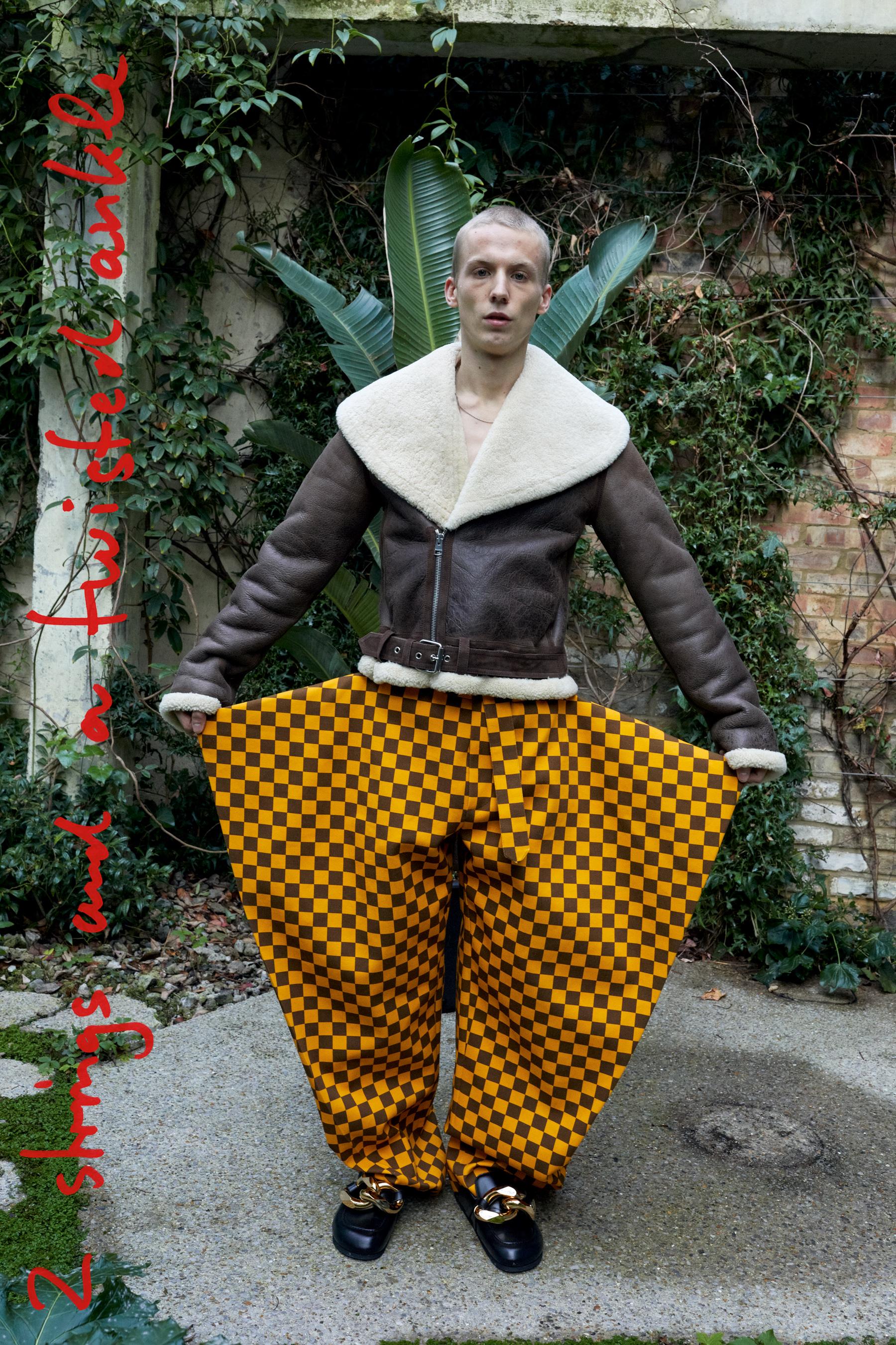 Jw Anderson Fall 2021 Men's Fashion Show Photos