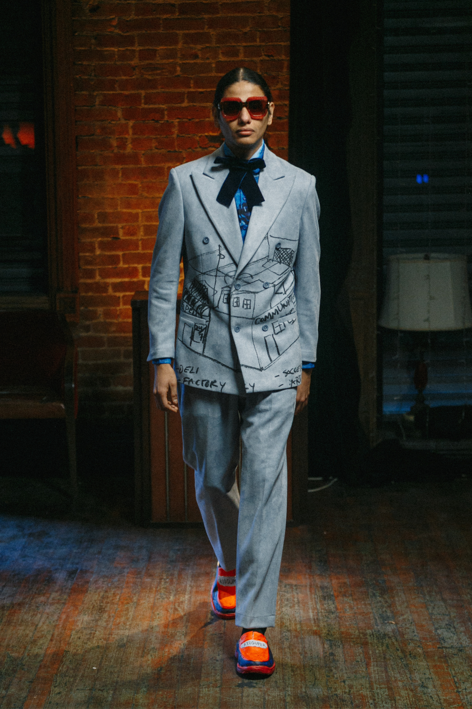 Kidsuper Fall 2021 Men's Fashion Show Photos