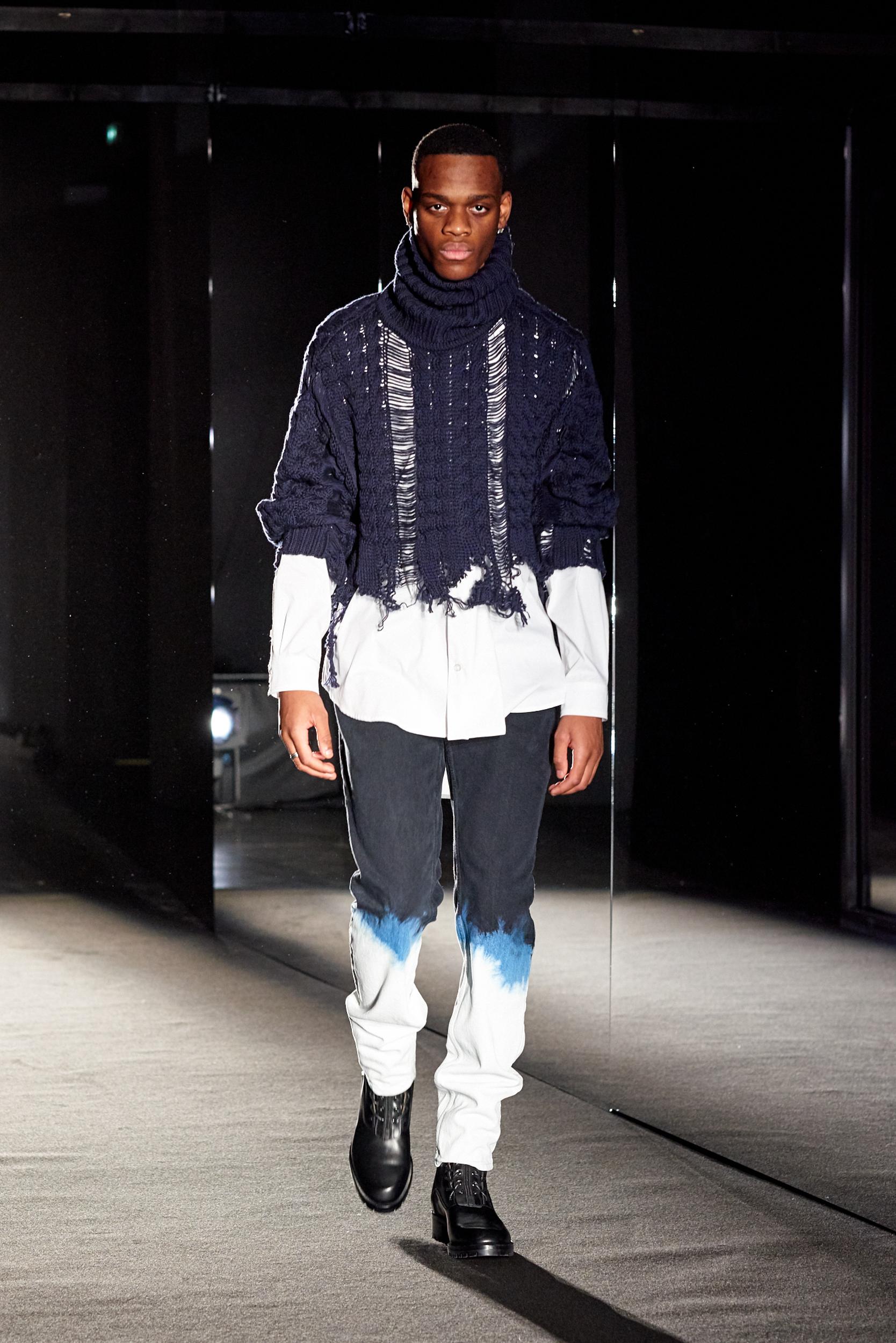 Lgn Louis Gabriel Nouchi Fall 2021 Men's Fashion Show Photos