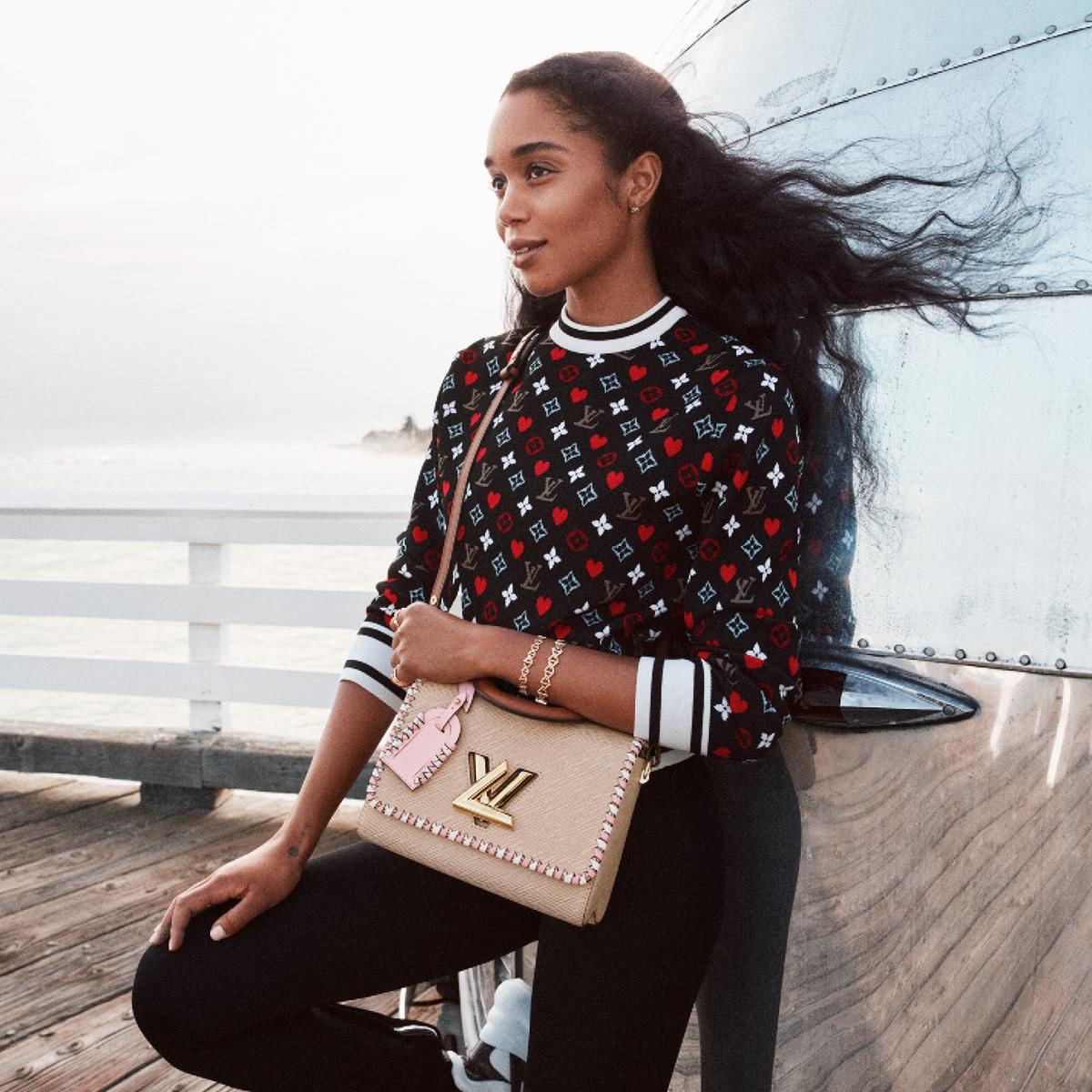 Louis Vuitton spring 2021 Ad Campaign Film & Photos