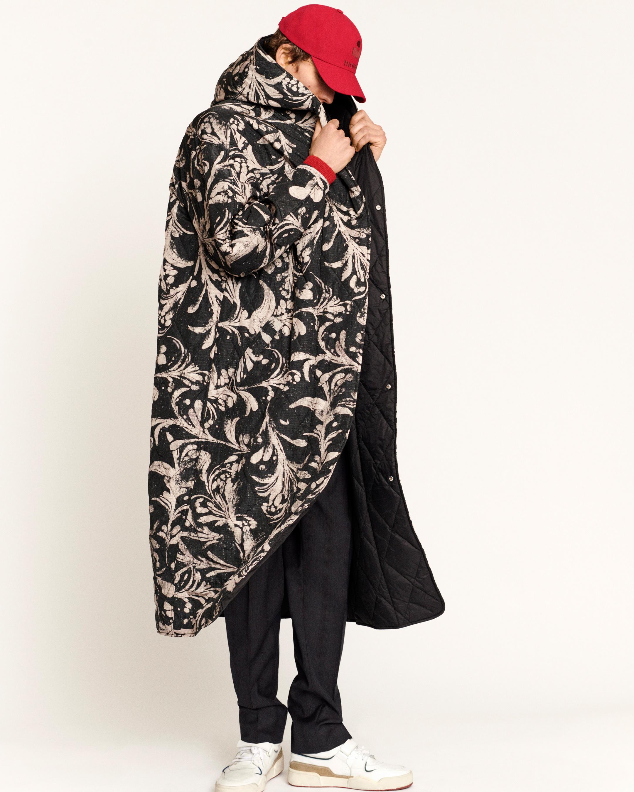 Isabel Marant Fall 2021 Men's Fashion Show Photos