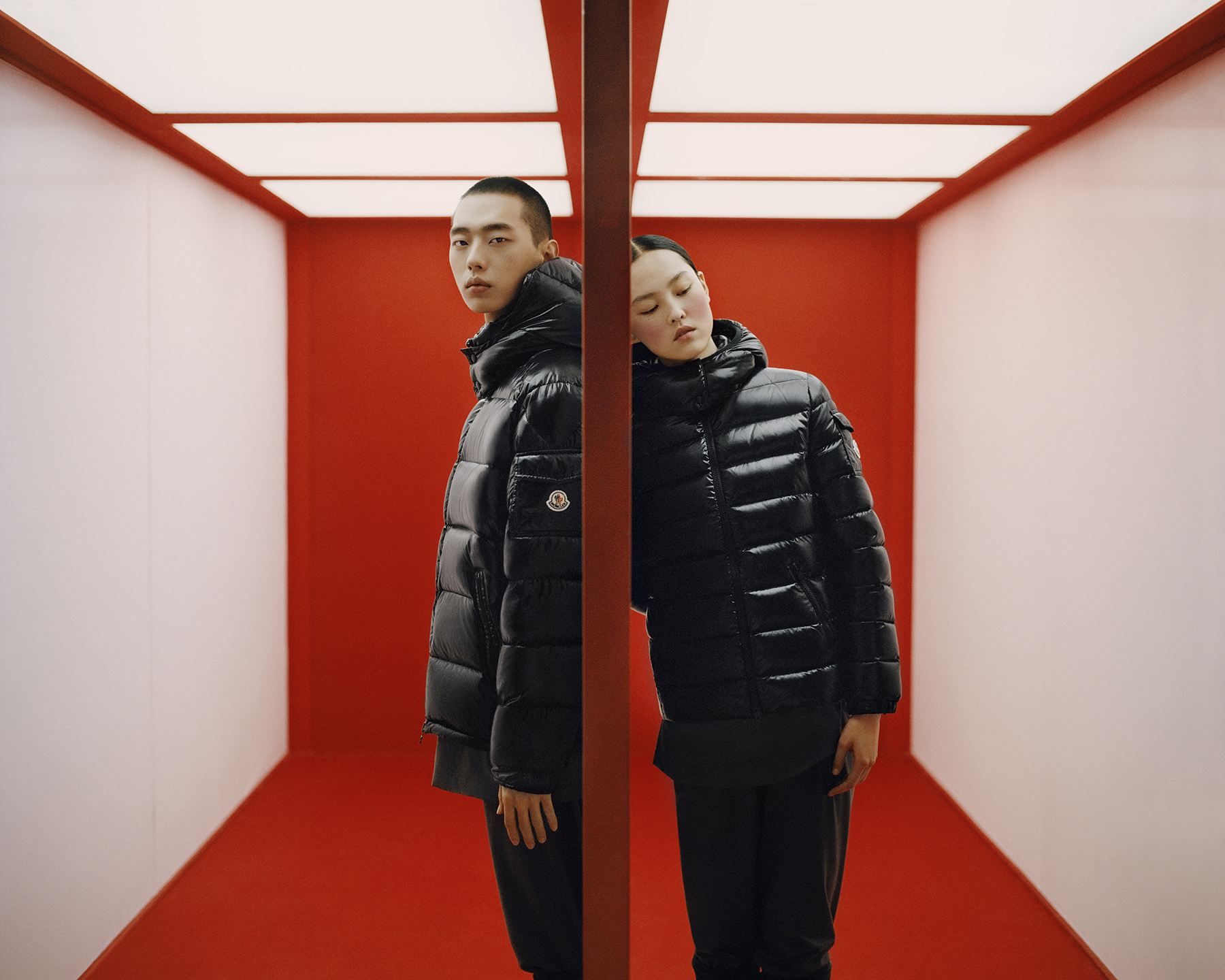 Moncler Lunar New Year 2021 Ad Campaign Film & Photos