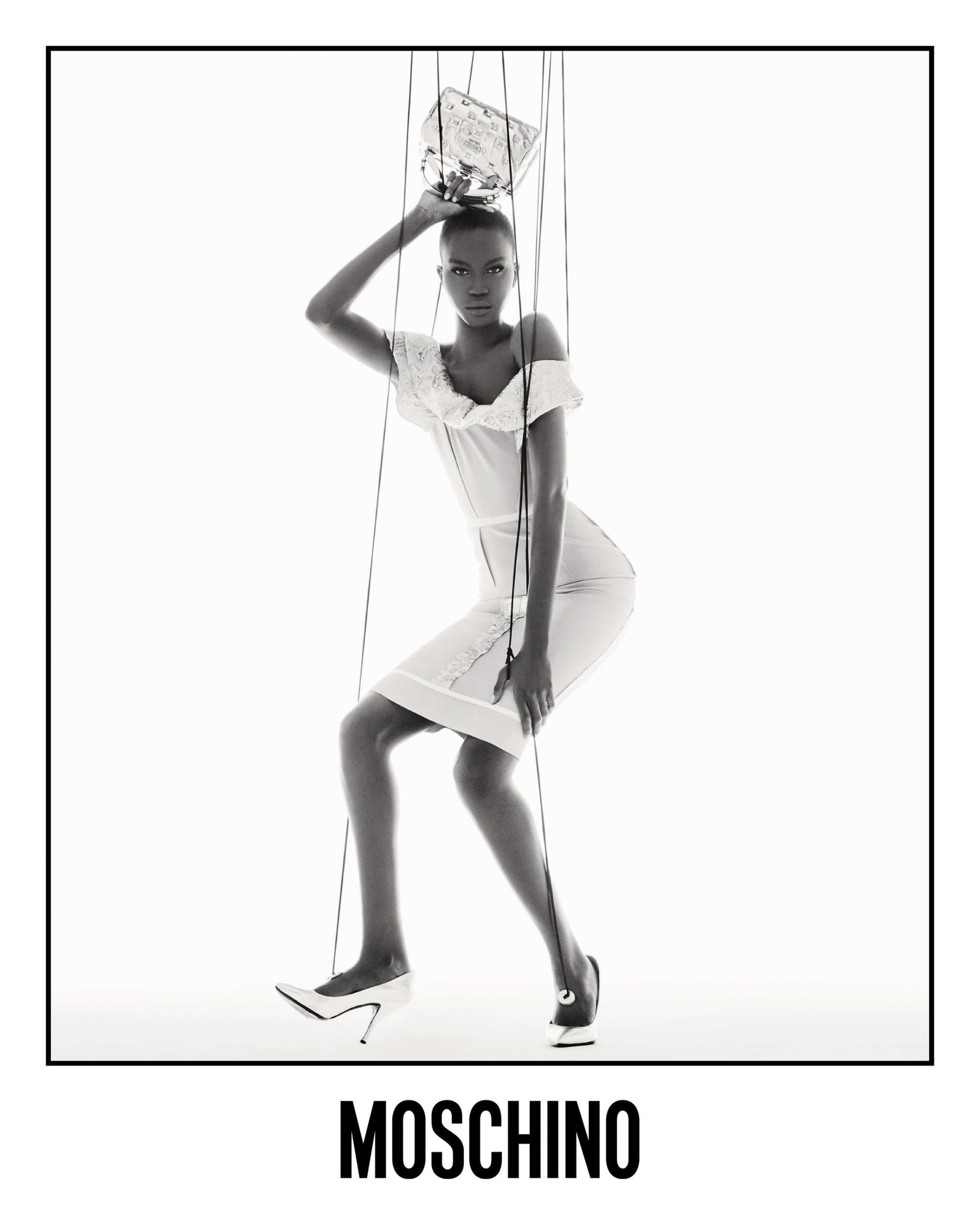 Moschino Spring 2021 Ad Campaign Film & Photos