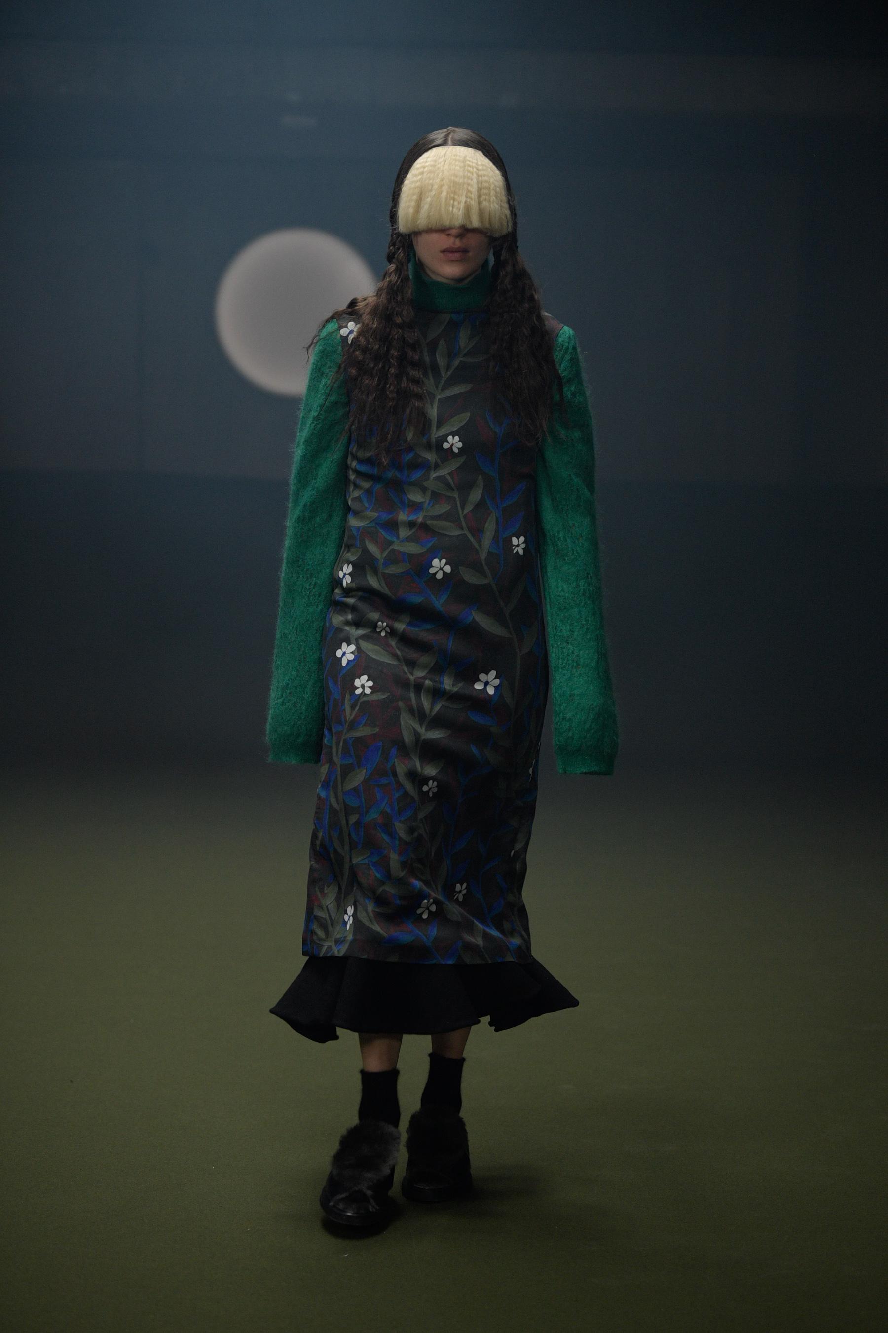 Namacheko Fall 2021 Men's Fashion Show Photos