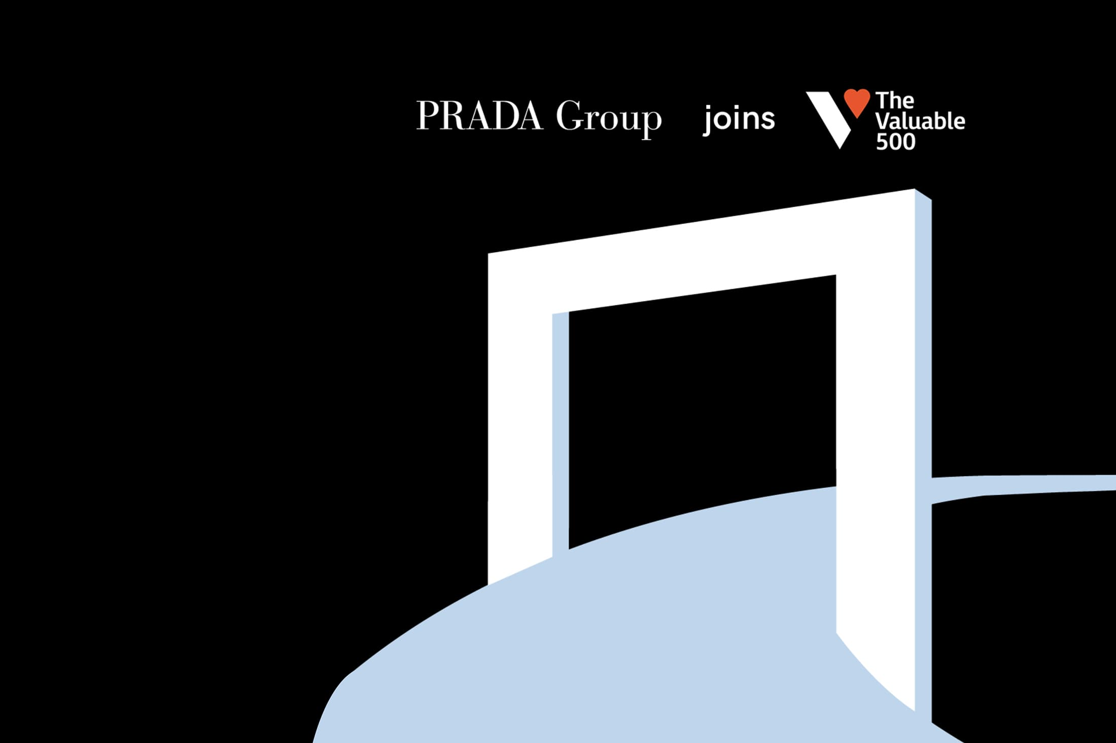 Prada Group Joins The Valuable 500