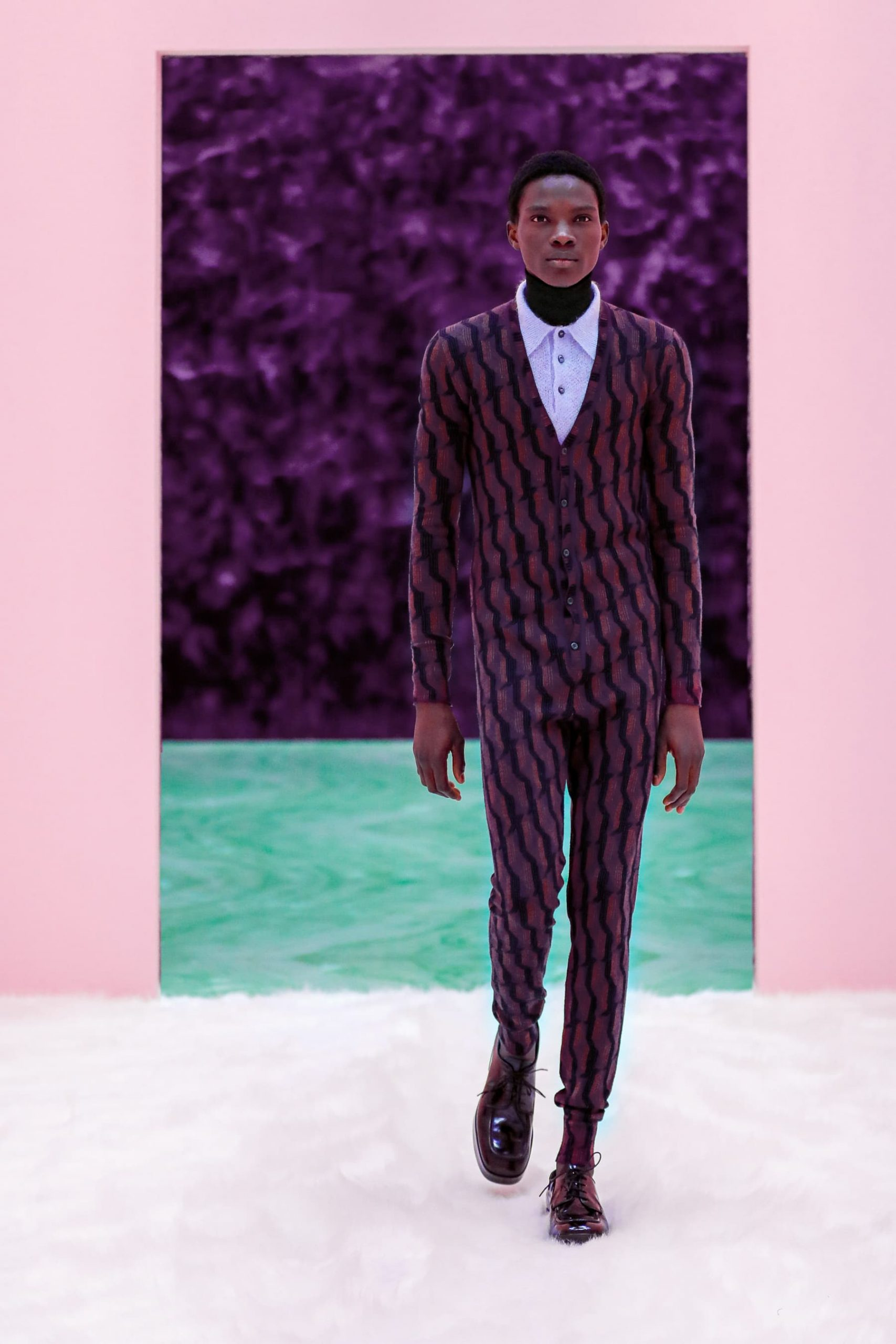 Prada Fall 2021 Men's Fashion Show Review