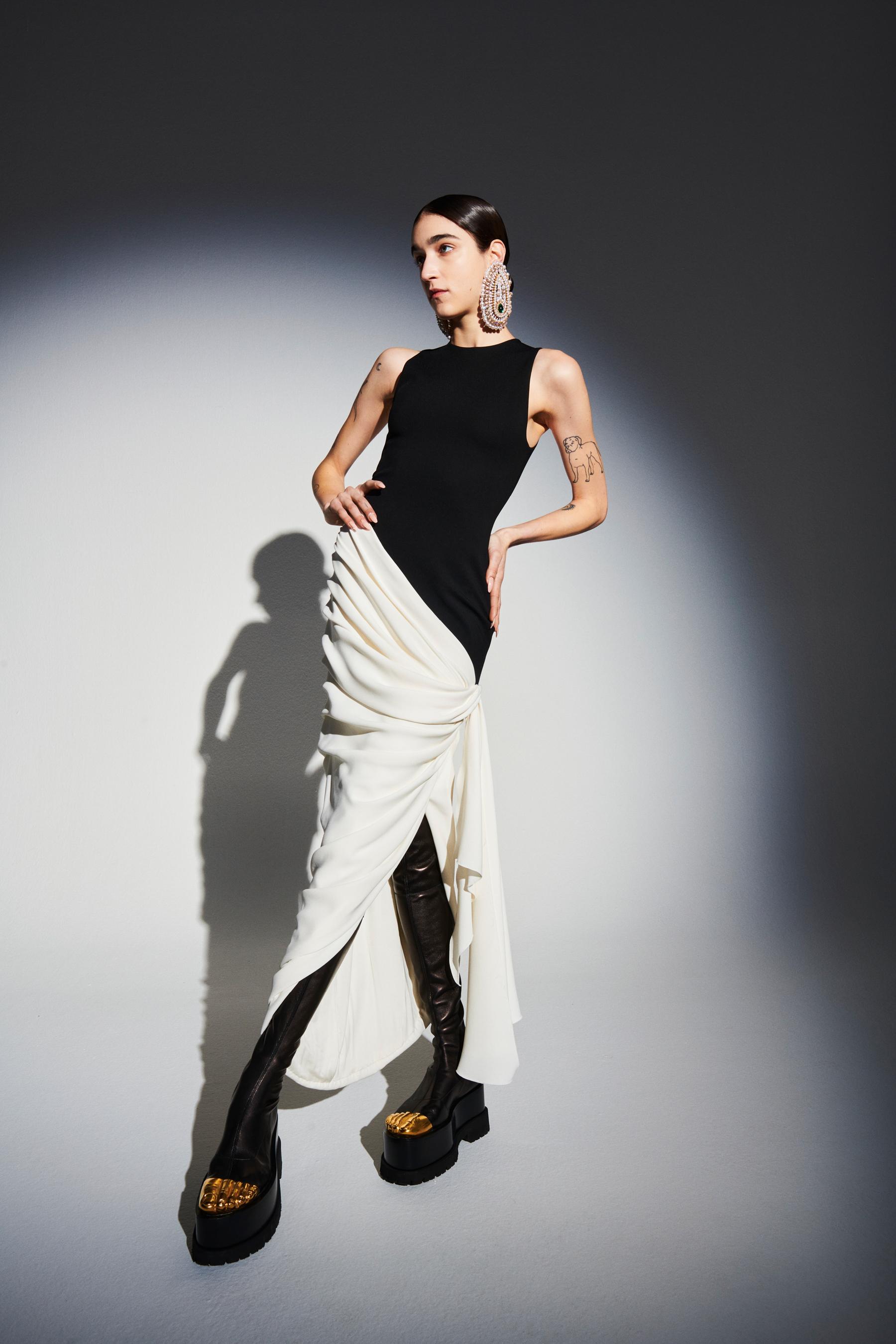 Schiaparelli Spring 2021 Couture Fashion Show Photos