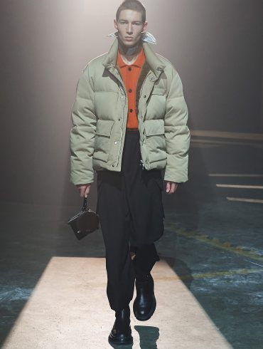 Solid Homme Fall 2021 Men's Film