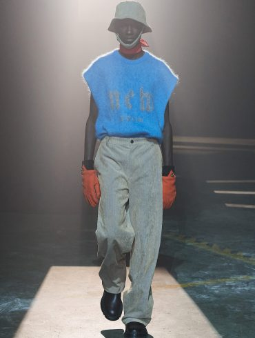 Solid Homme Press Fall 2021 Men's