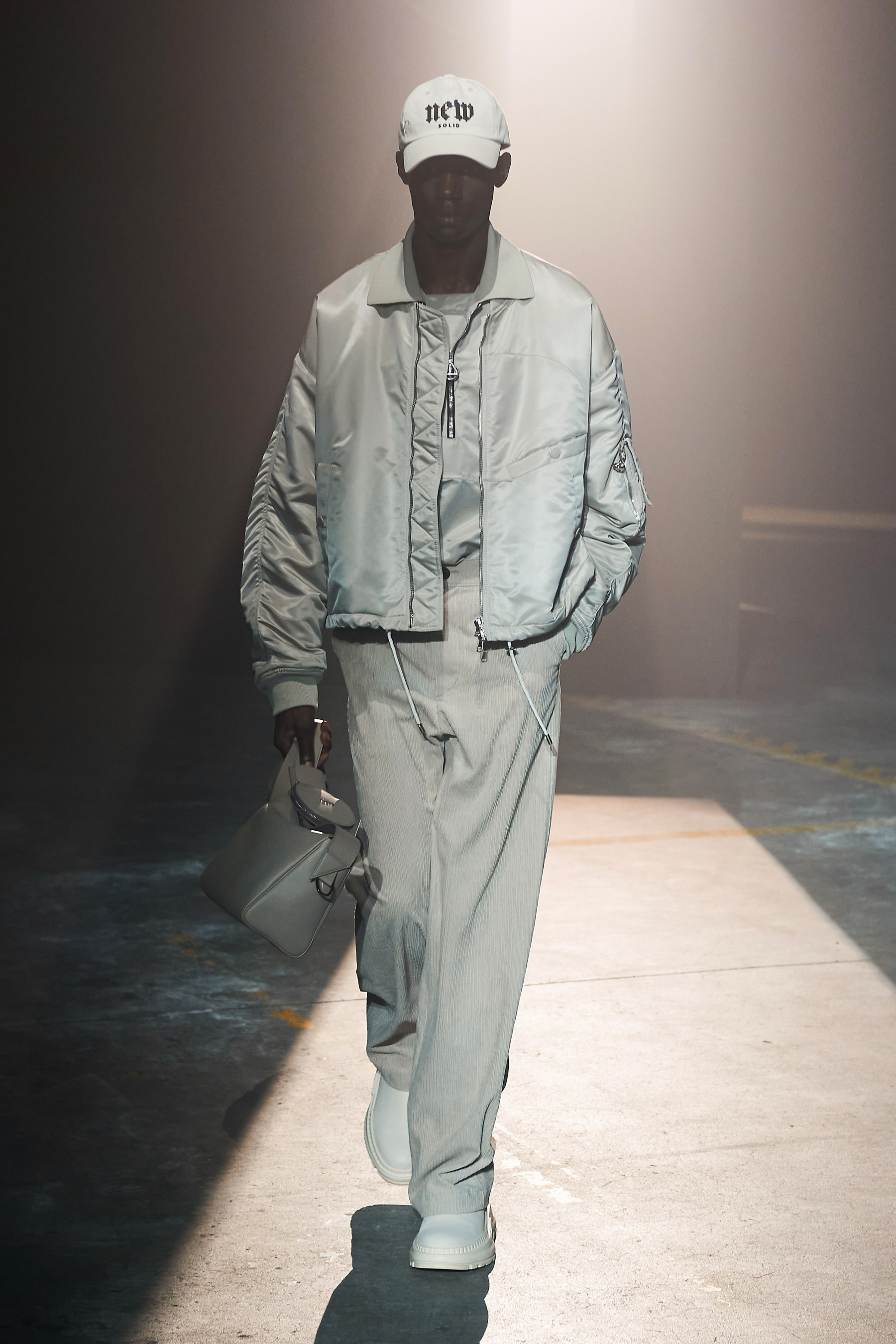 Solid Homme Fall 2021 Men's Fashion Show Photos
