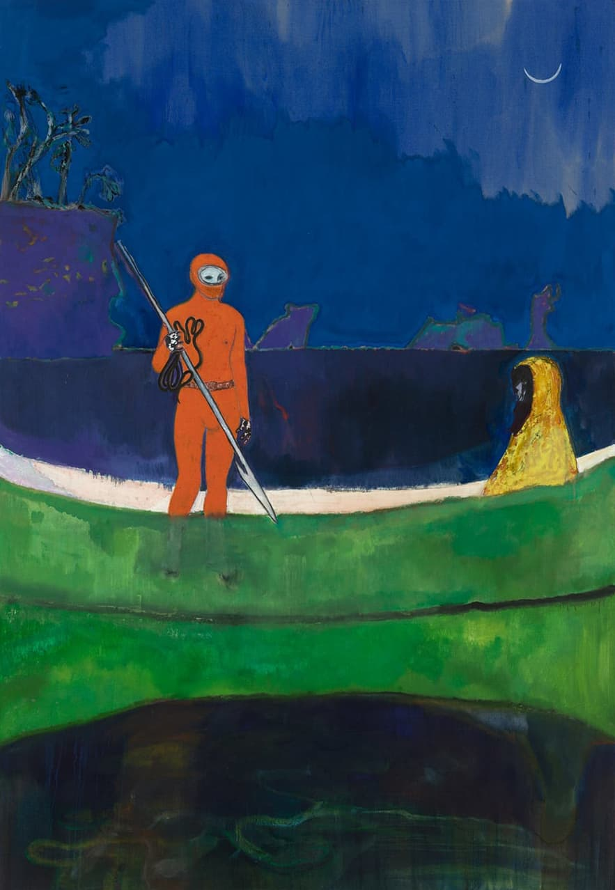 Dior Men's To Collaborate With Artist Peter Doig