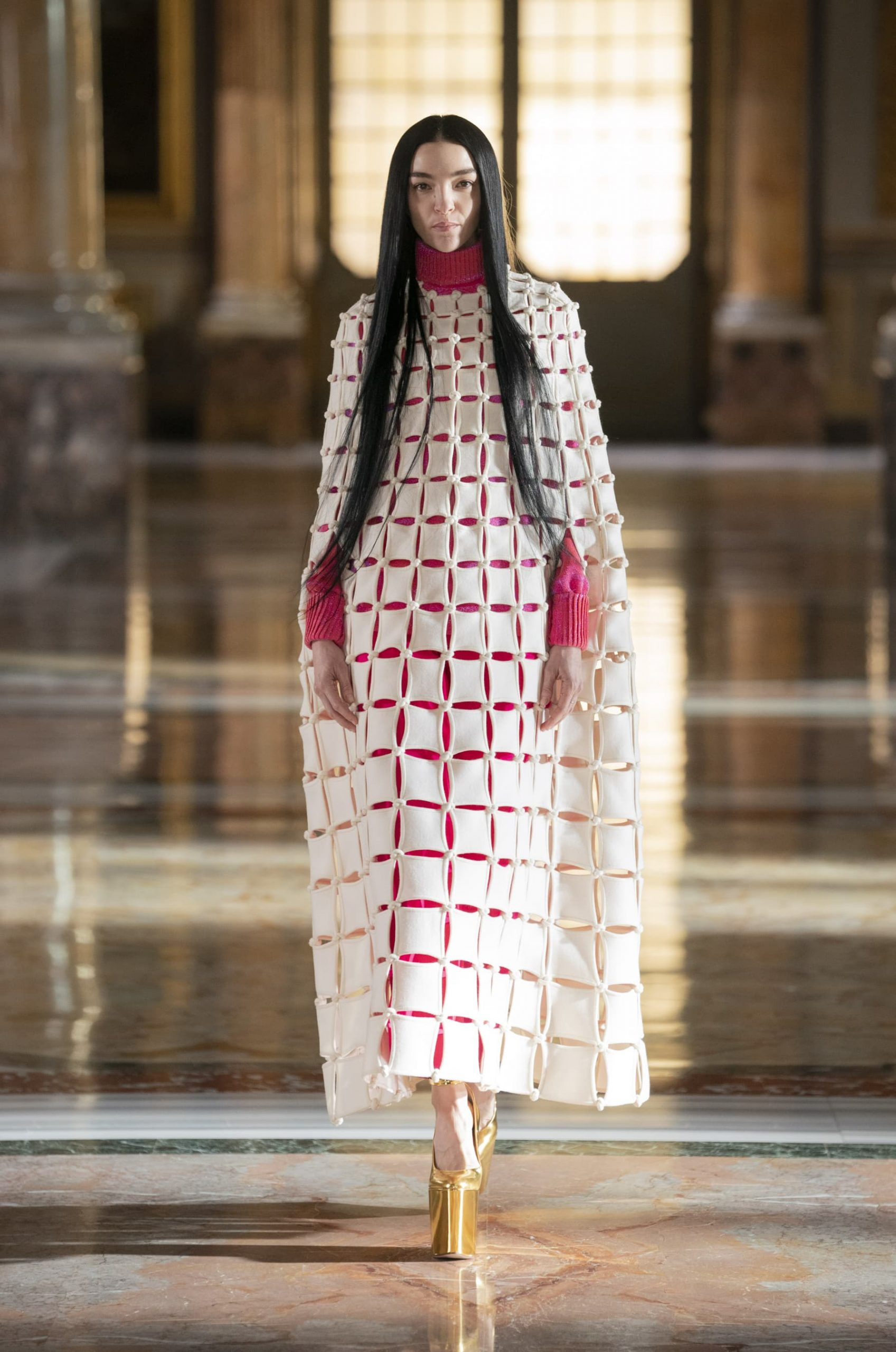 Valentino Spring 2021 Haute Couture Fashion Show Review