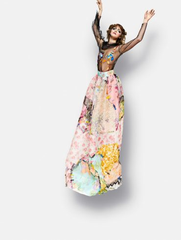 Rvdk Ronald Van Der Kemp Spring 2021 Couture Film