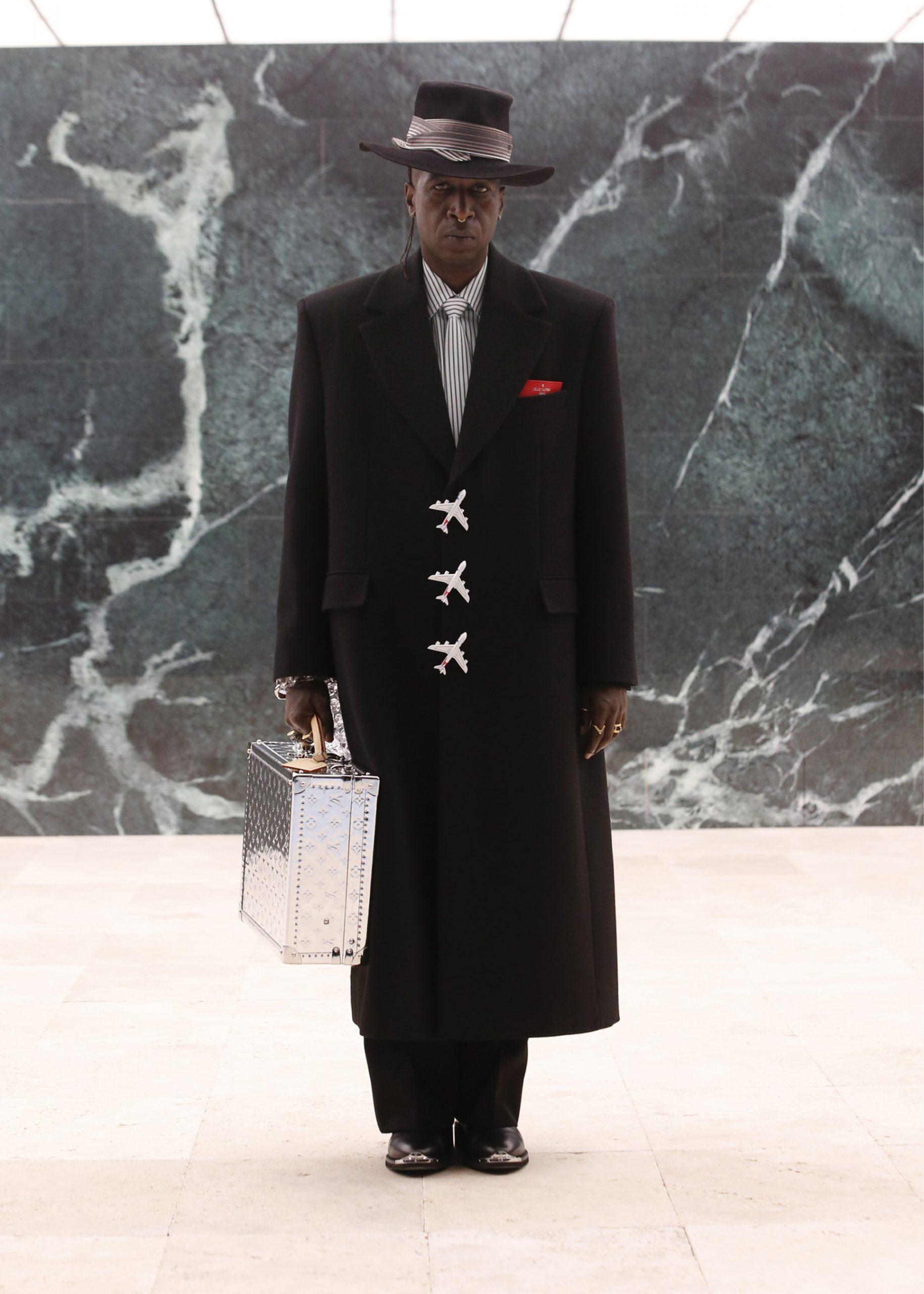 Louis Vuitton Fall 2021 Men's Film