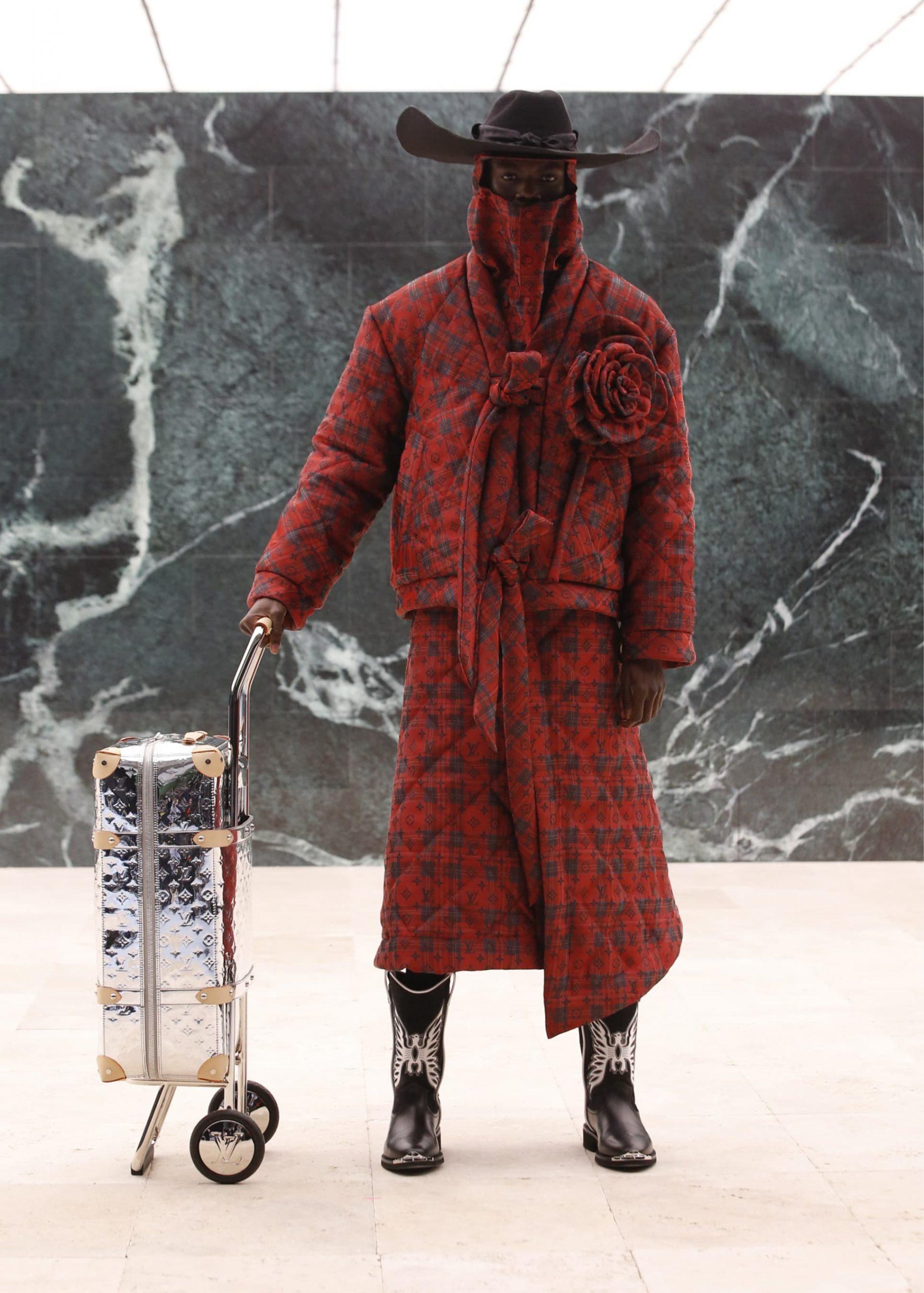 Louis Vuitton Fall 2021 Men's Fashion Show Review