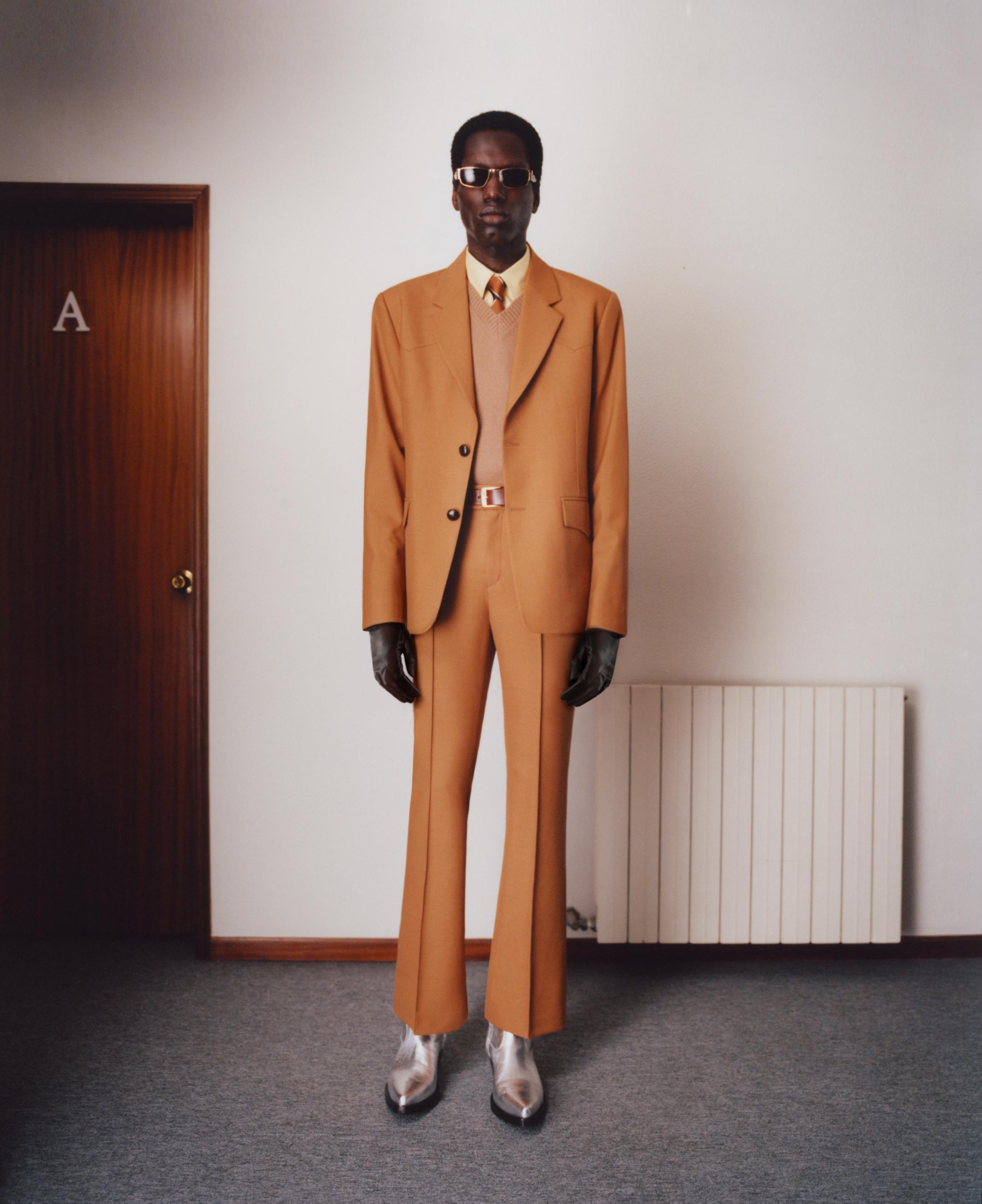 Ernest W Baker Fall 2021 Men's Fashion Show Photos
