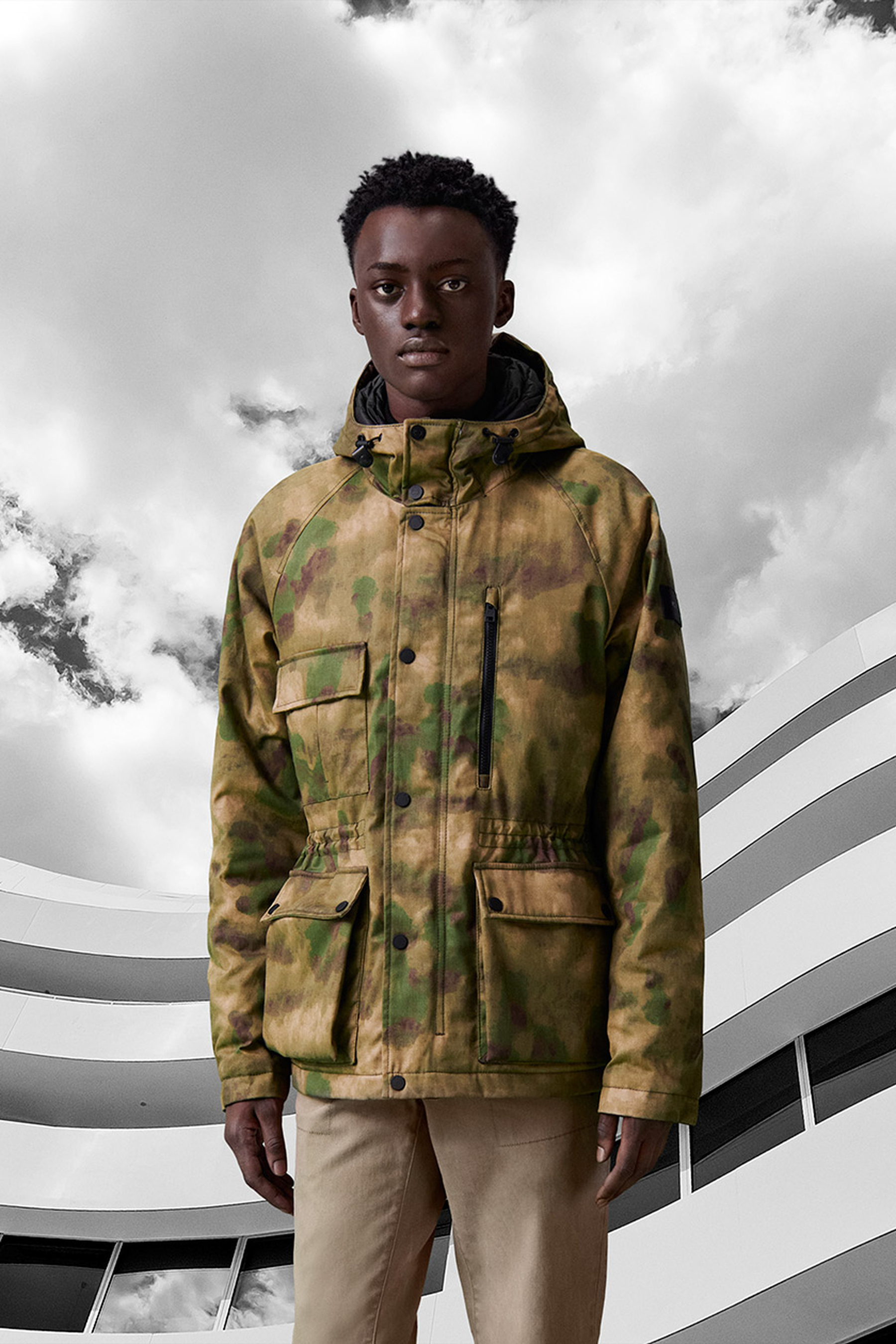Woolrich Fall 2021 Men's Fashion Show Photos