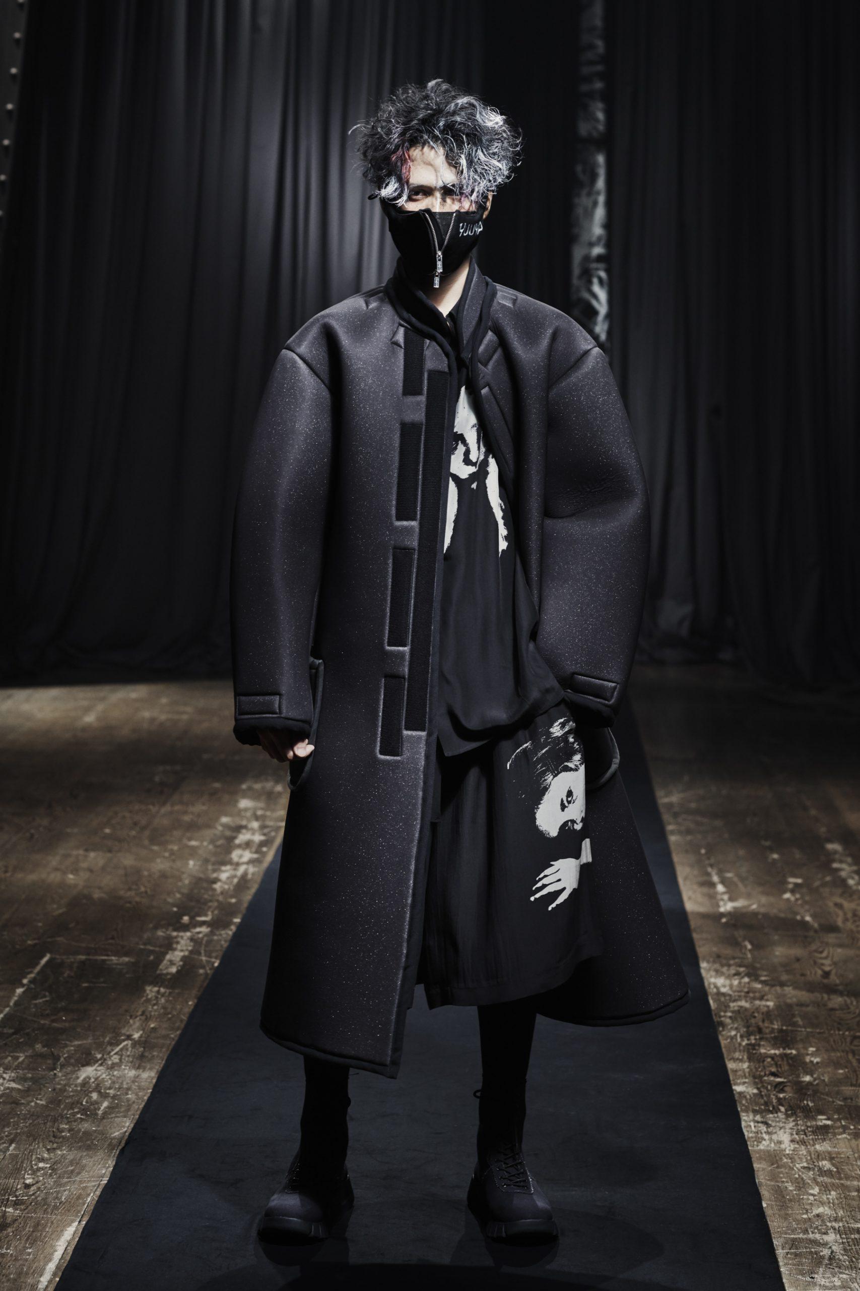 Yohji Yamamoto Fall 2021 Men's Film