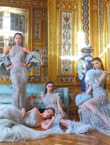 Ziad Nakad Spring 2021 Couture Film