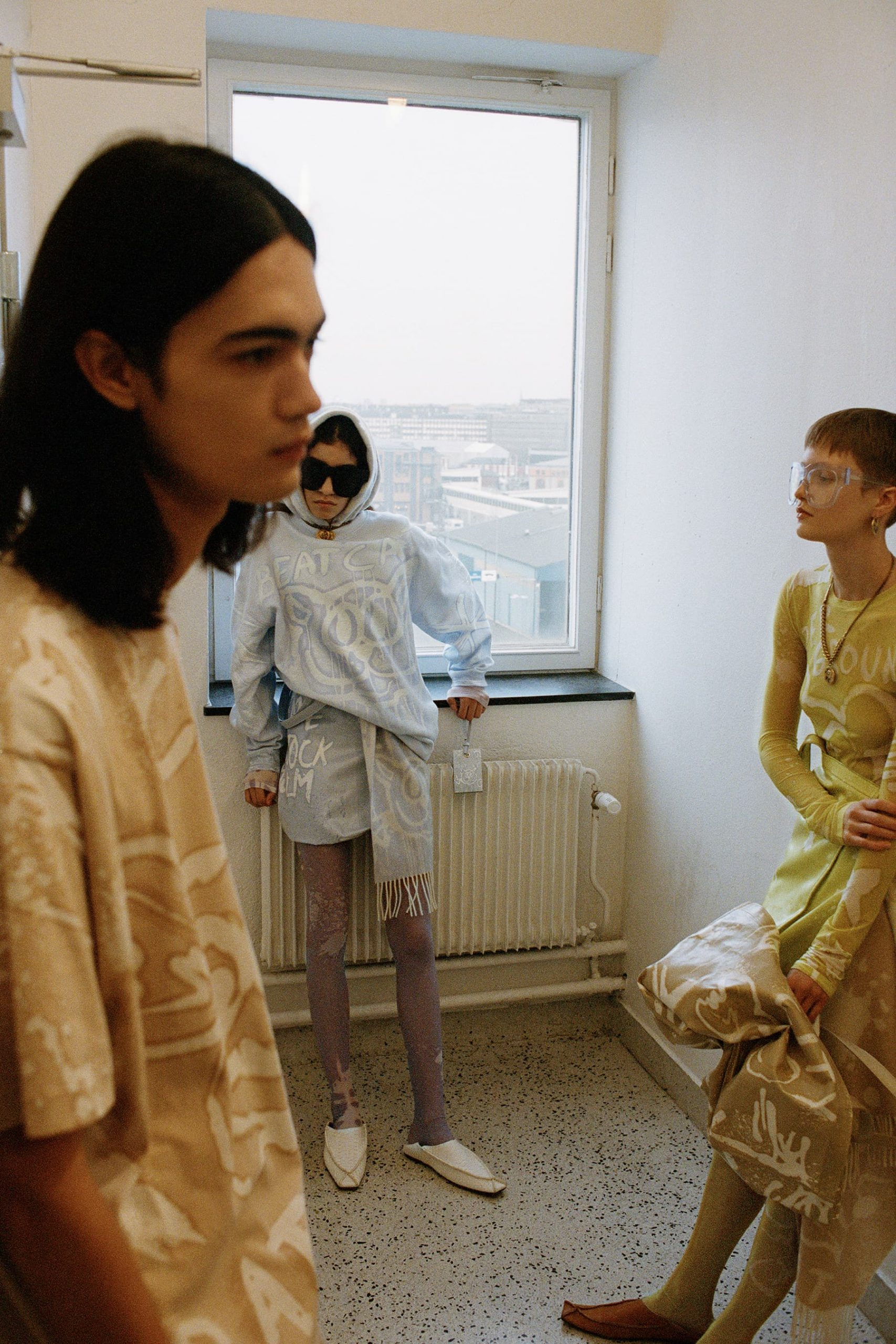 Acne Studios Launches 'Welcome to Stockholm' Capsule