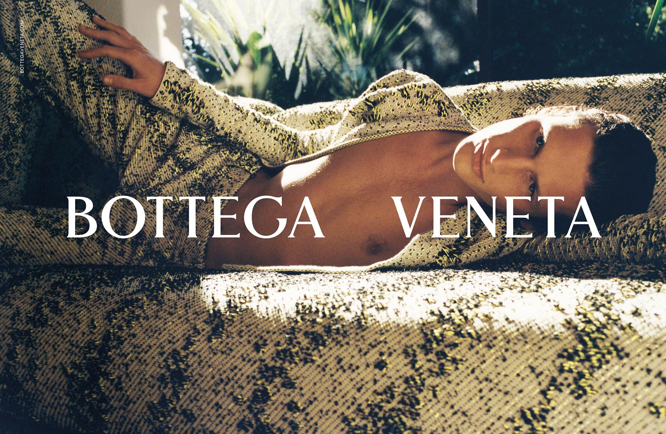 Bottega Veneta Spring 2021 Ad Campaign