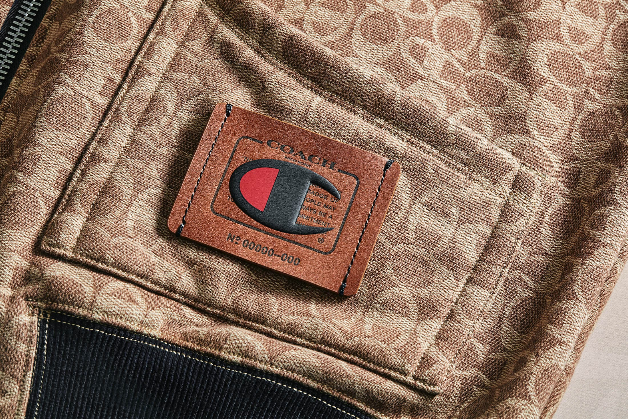 Coach x Champion Capsule Collection