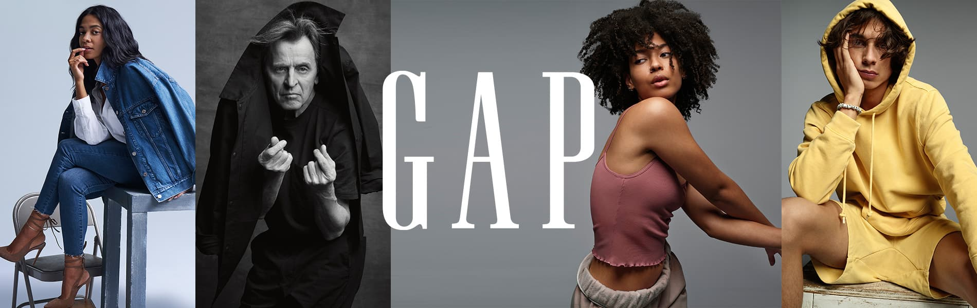 Gap Spring 2021 Ad Campaign Film & Photos