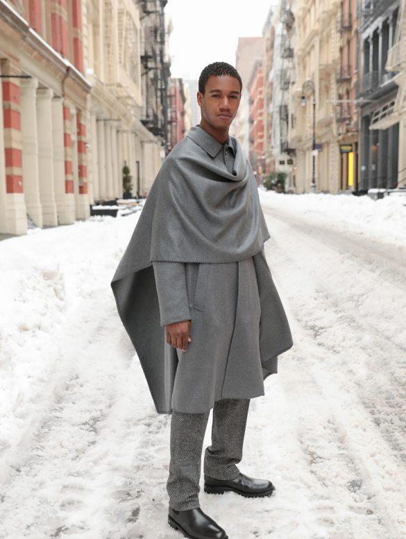 Gabriela Hearst Fall 2021 Men's Fashion Show Photos